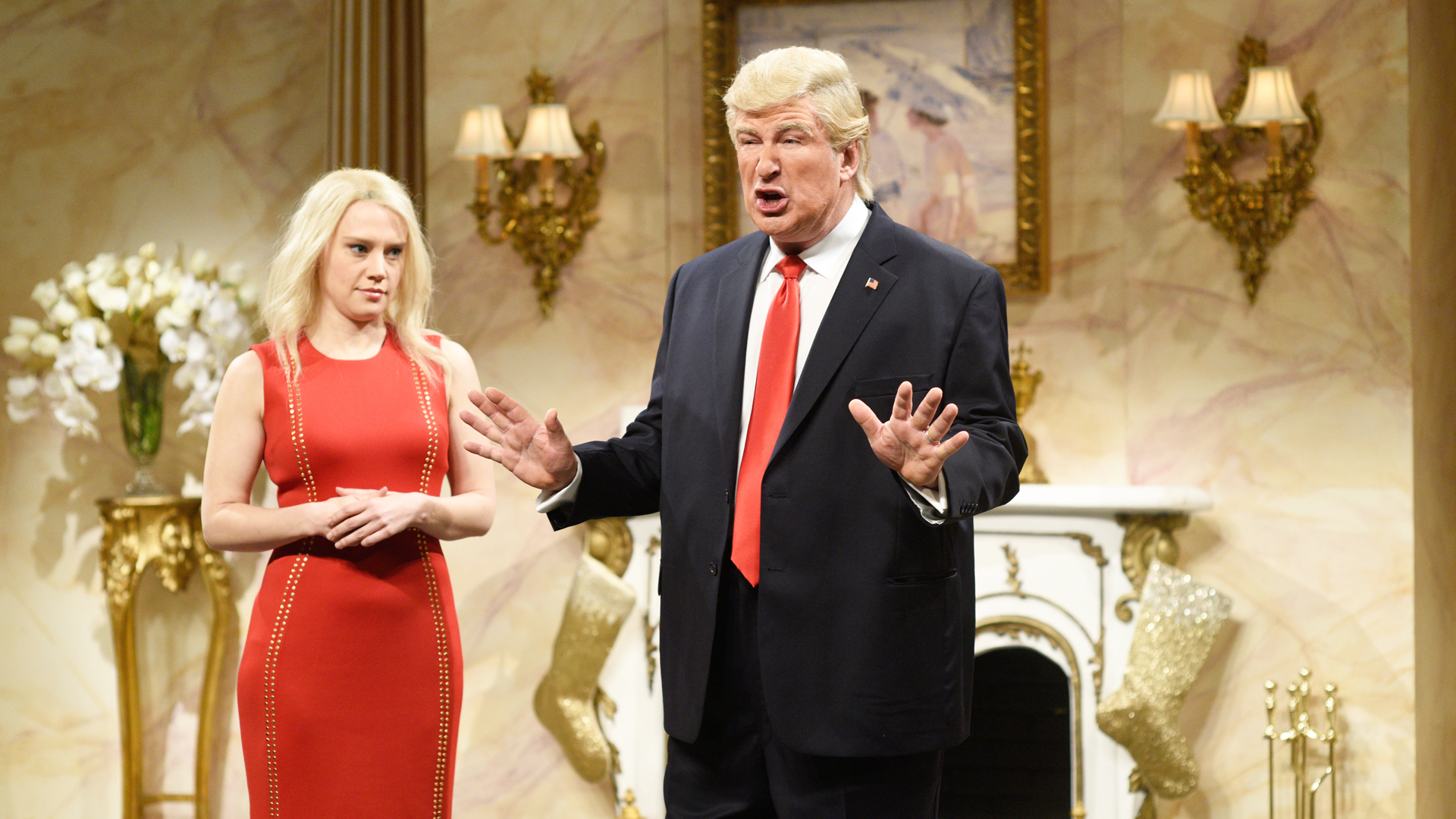 watch saturday night live highlight donald trump christmas cold open nbccom