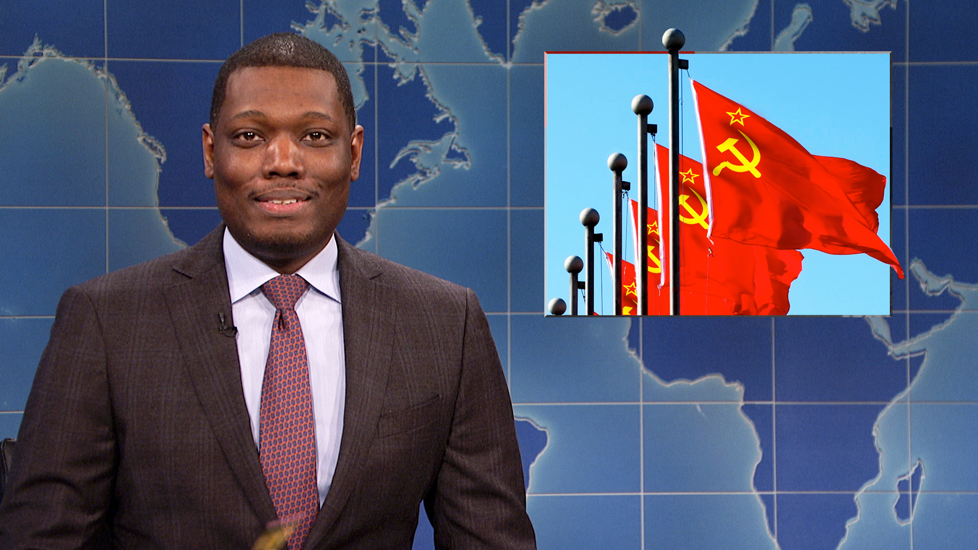 Watch Weekend Update on Russia Hacking the Election From ...