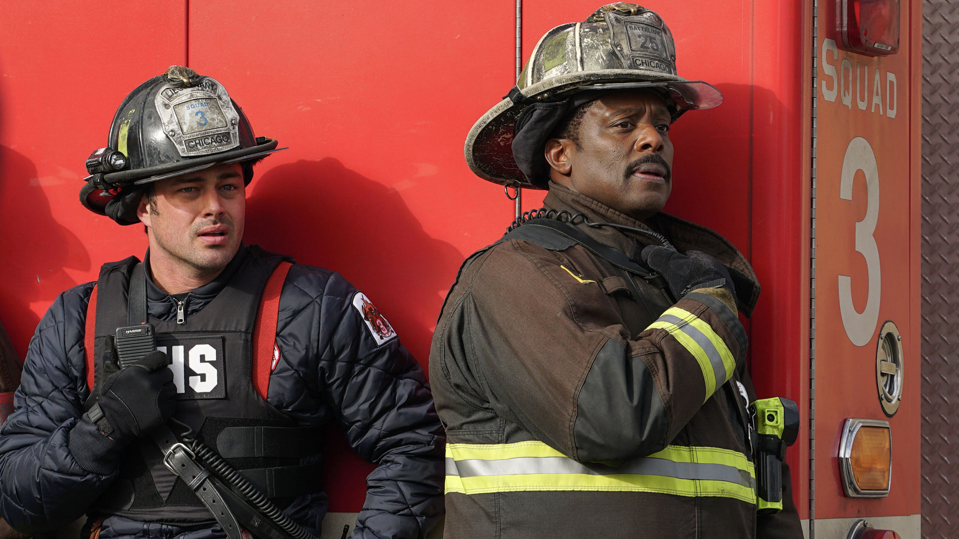 Chicago Fire Episodenguide