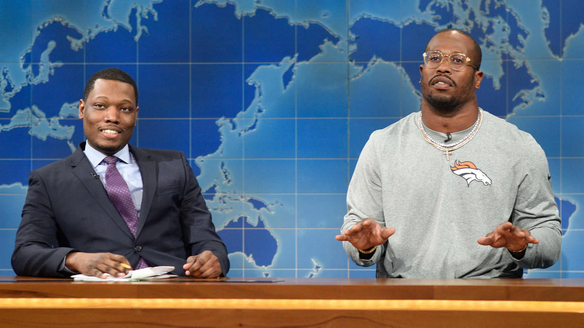 Watch Weekend Update: Von Miller From Saturday Night Live ...
