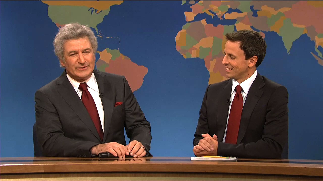 Alec Baldwin impersonates Tony Bennett for ... - YouTube