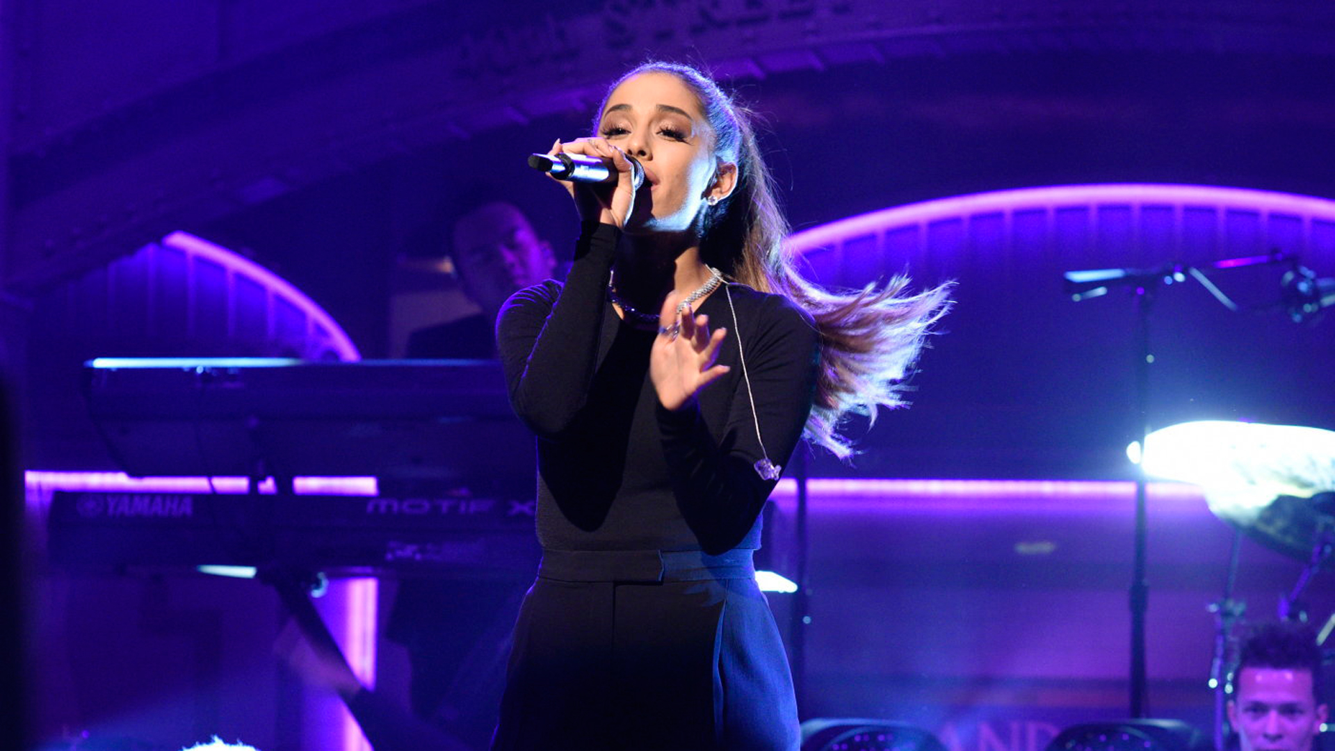 Image result for ariana grande be alright snl