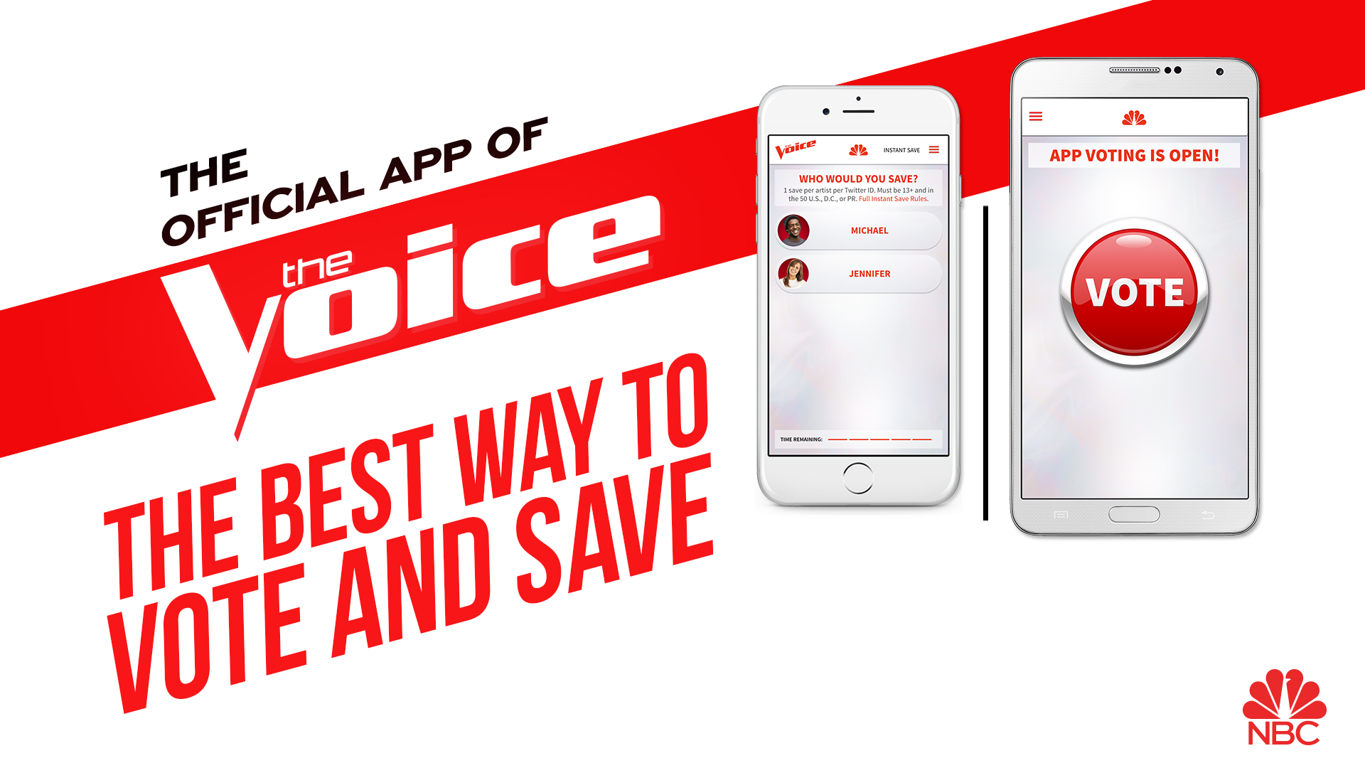 Download The Voice Official App - 633.2KB