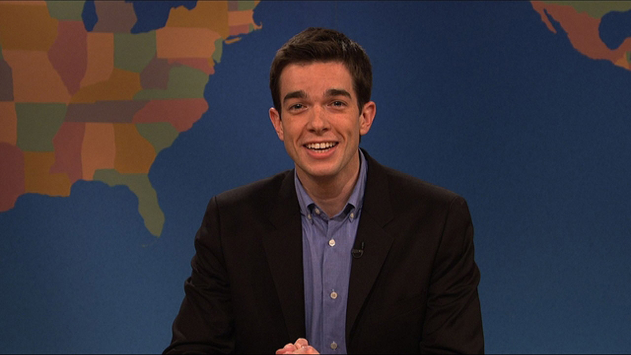 john mulaney tall child