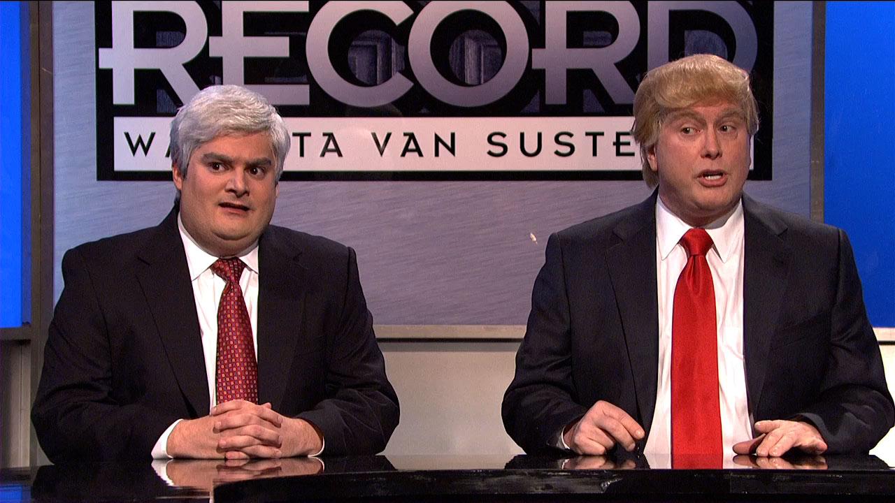 Darrell Hammond Trump 2016