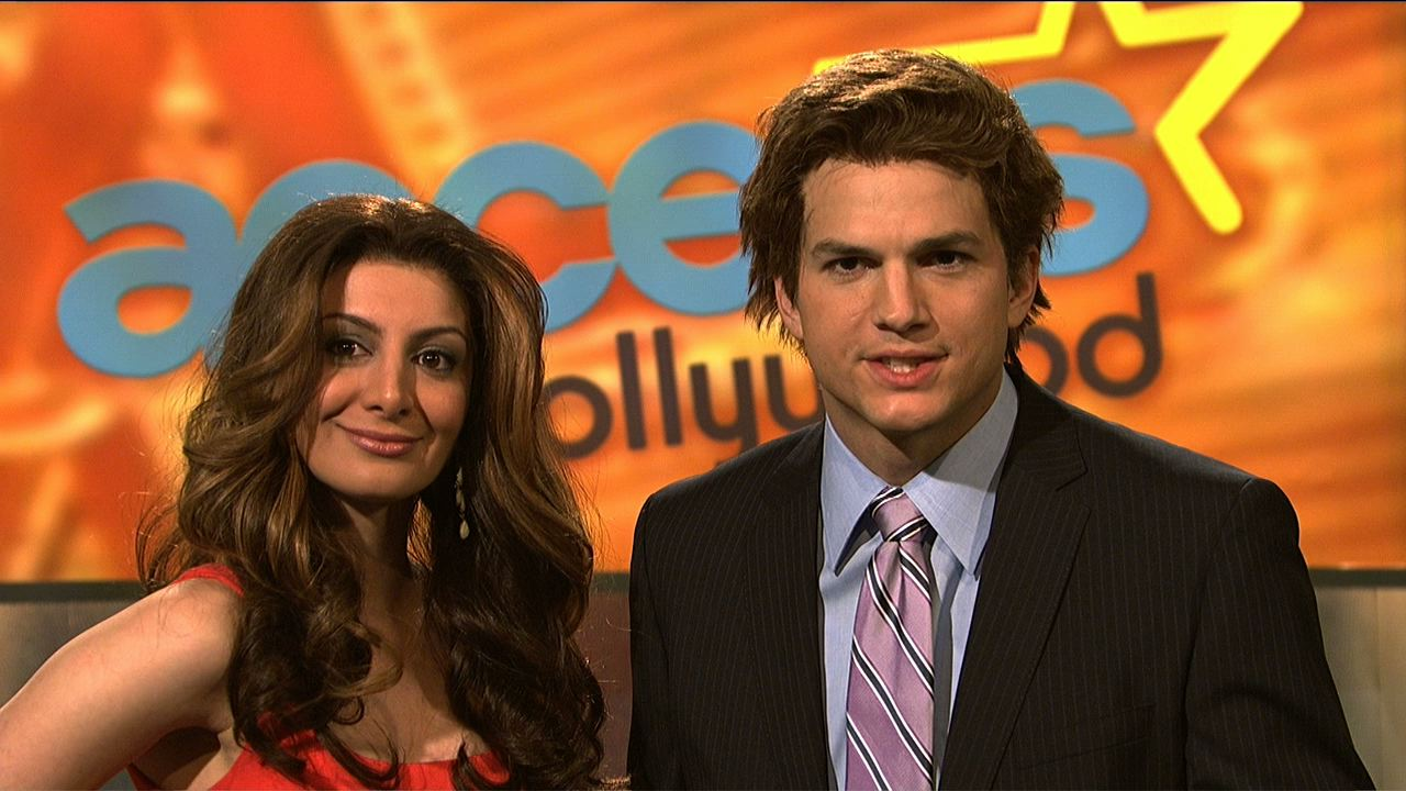 Access hollywood hosts names