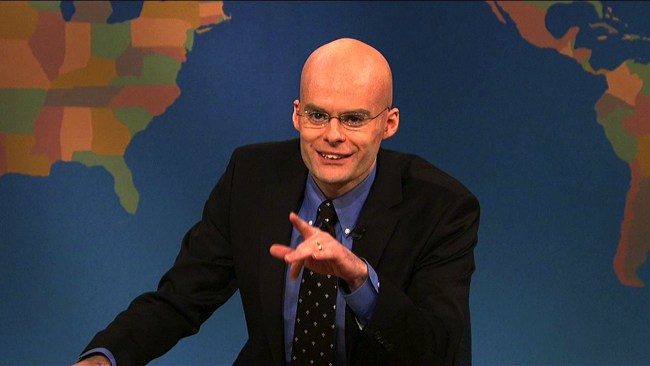 Weekend Update: James Carville on National Security ...