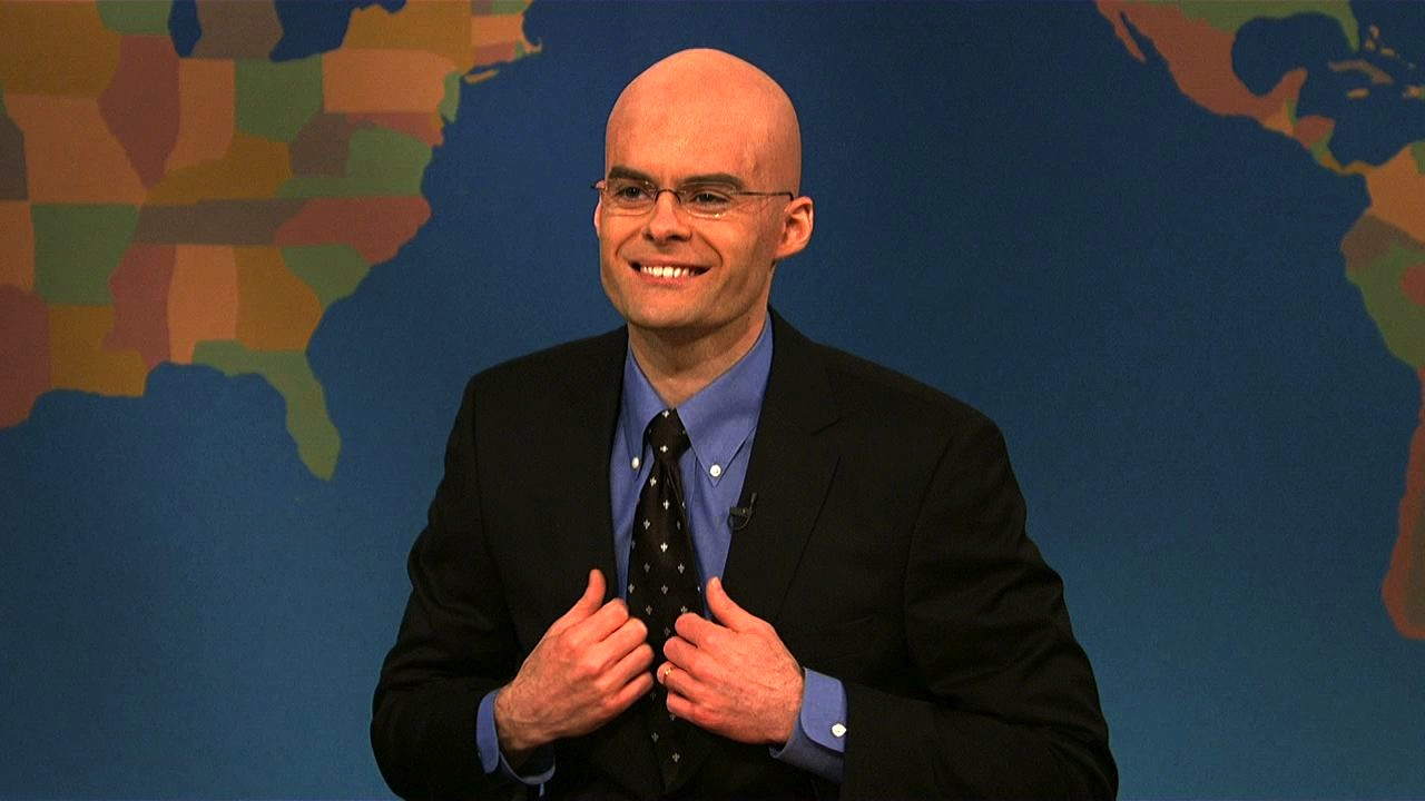 Weekend Update: James Carville on The Tea Party - NBC