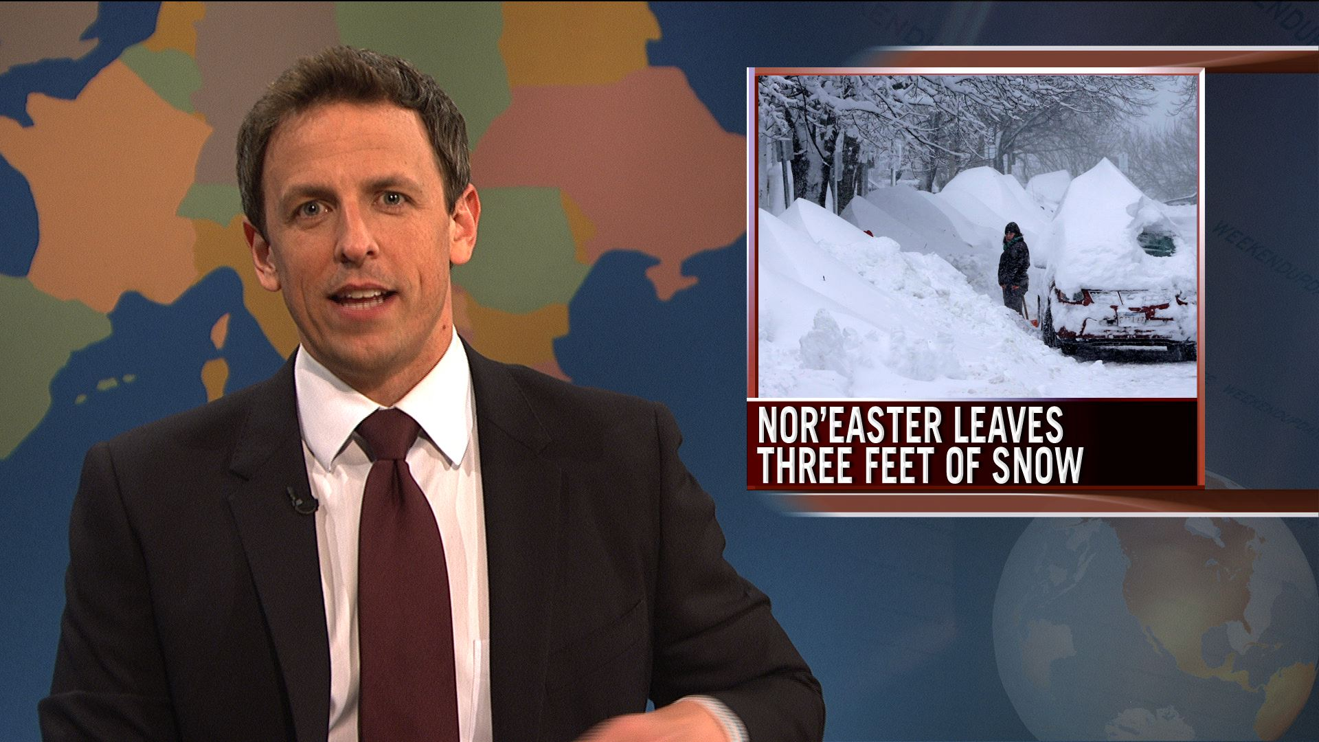 Watch Weekend Update: Headlines from 2/9/13 From Saturday ...
