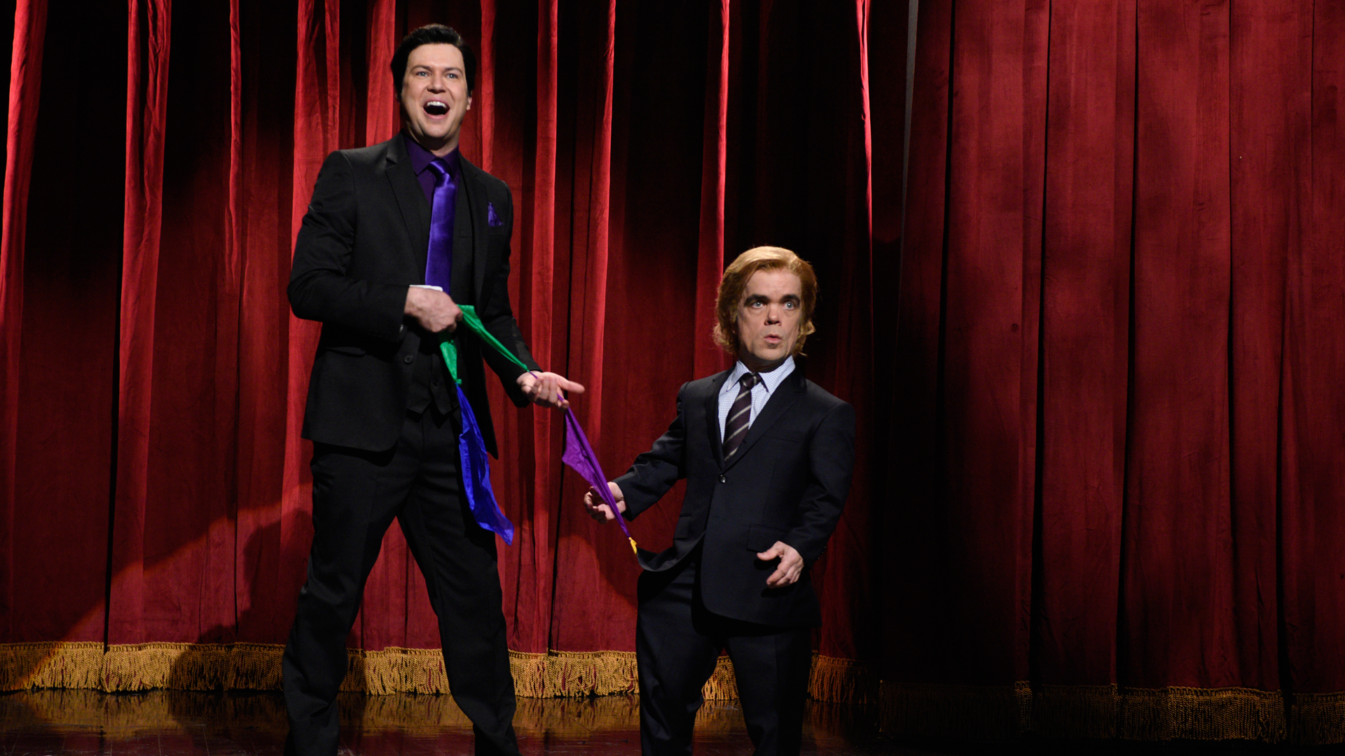 watch corporate magic show from saturday night live
