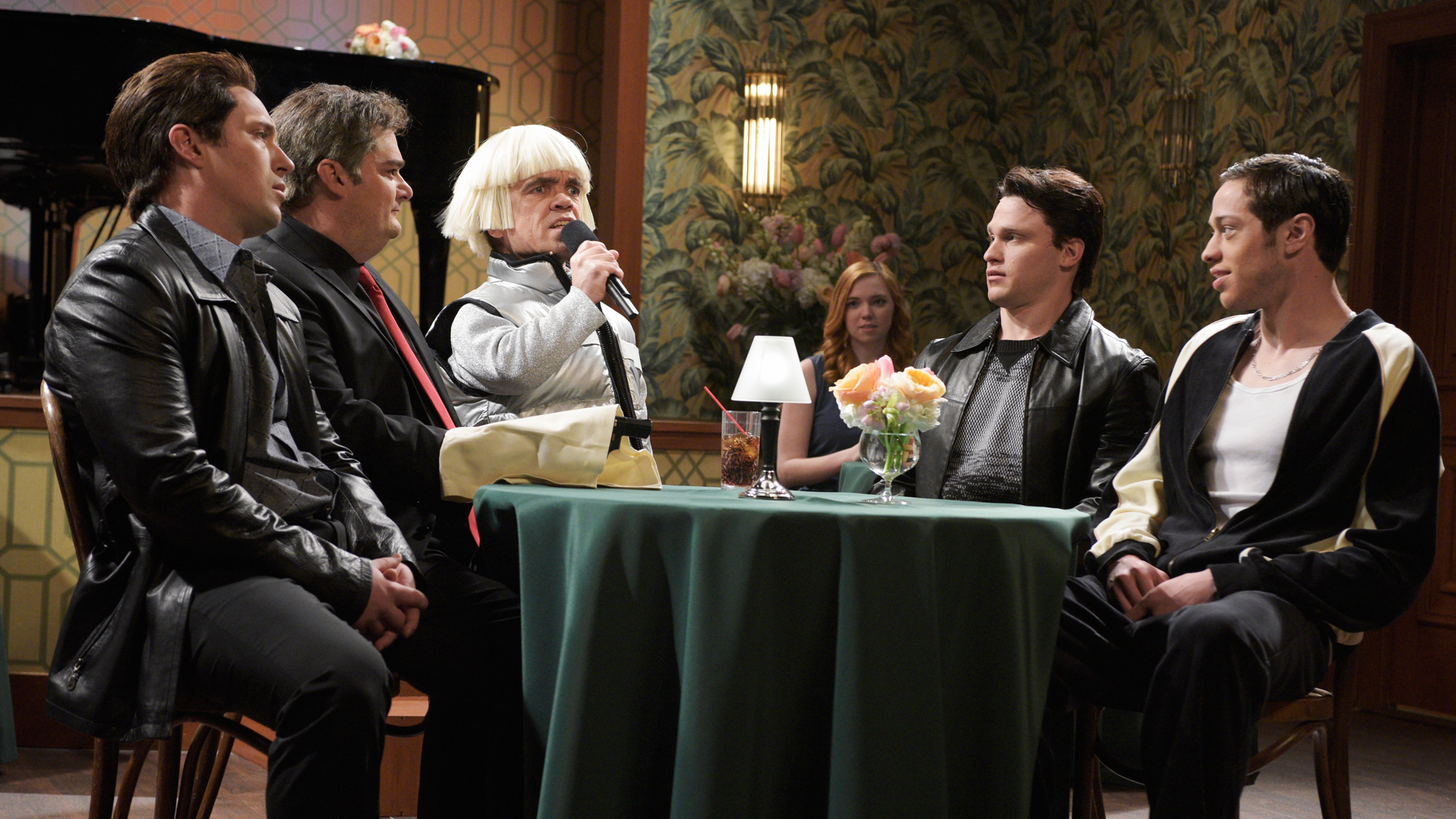 SNL Transcripts: Dana Carvey: 02/05/11: Celebrity Teen ...
