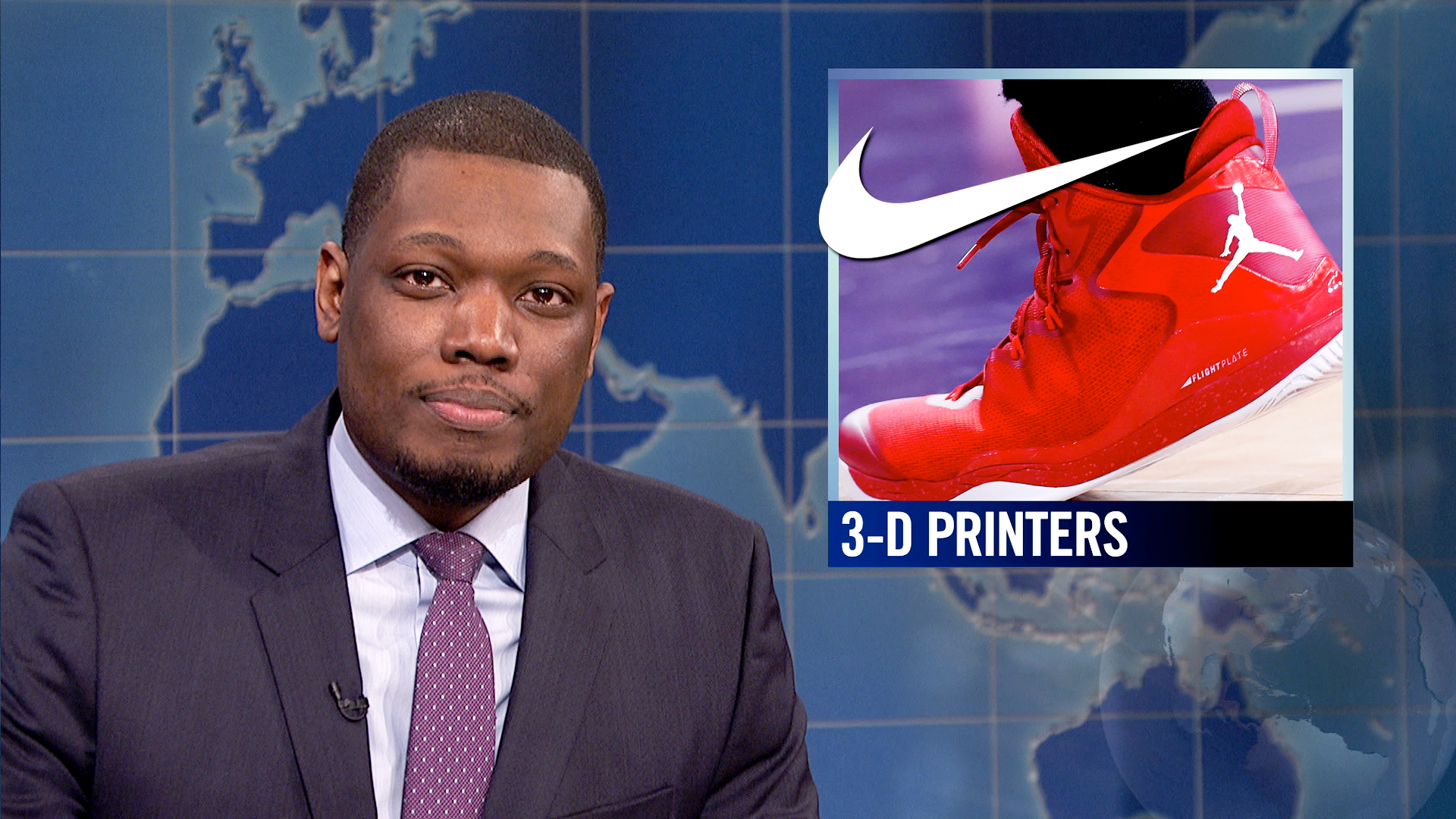 Image result for michael che weekend update