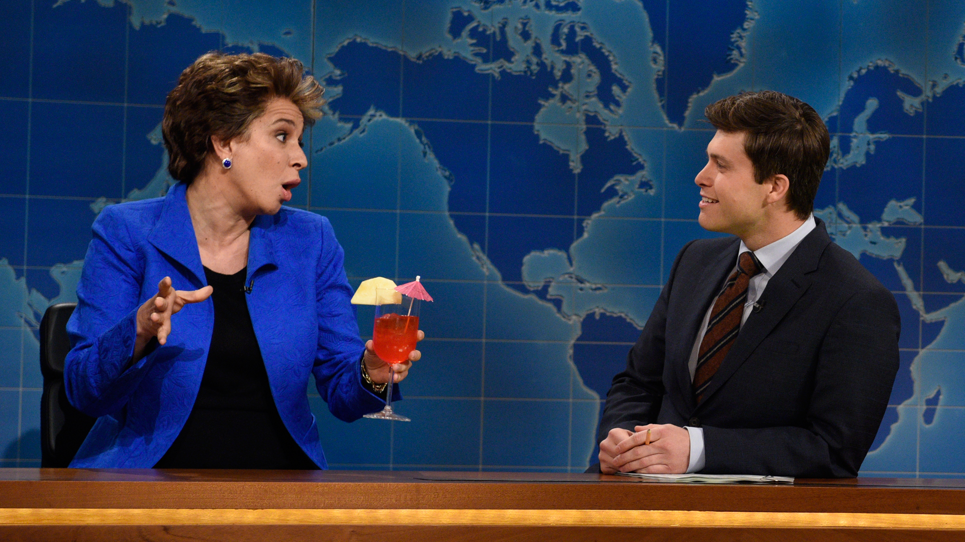 Watch Weekend Update: Dilma Rousseff on Her Impeachment ...