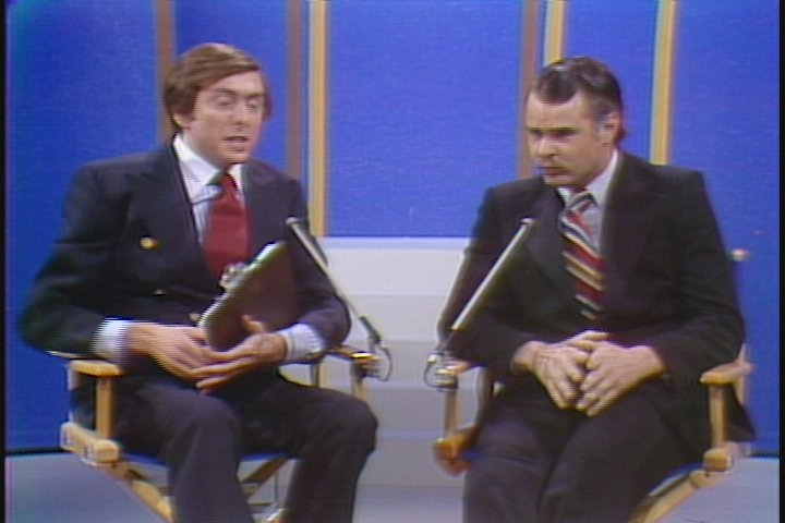 Watch The Frost Nixon Interviews From Saturday Night Live