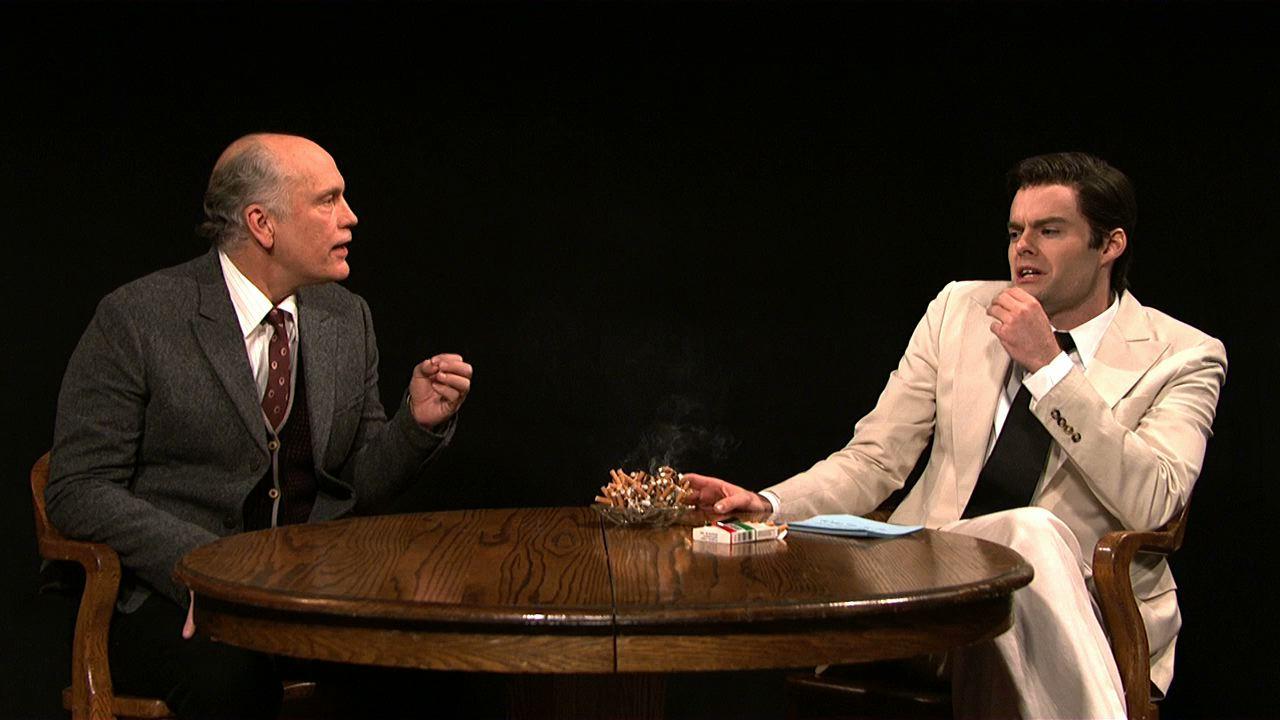 vinny vedecci talks with john malkovich - John Malkovich Snl Christmas