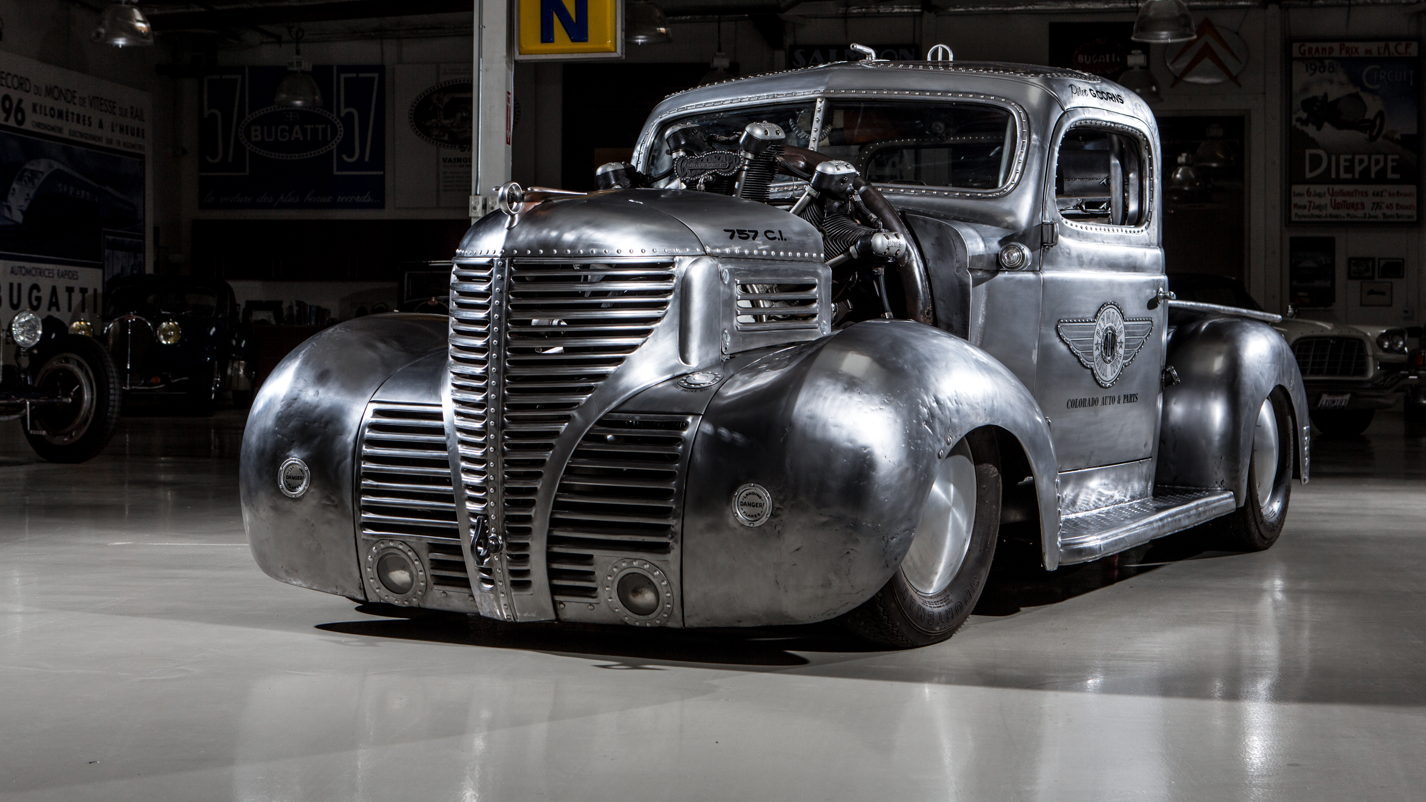 Watch Jay Lenos Garage Web Exclusive 1939 Plymouth Radial Air