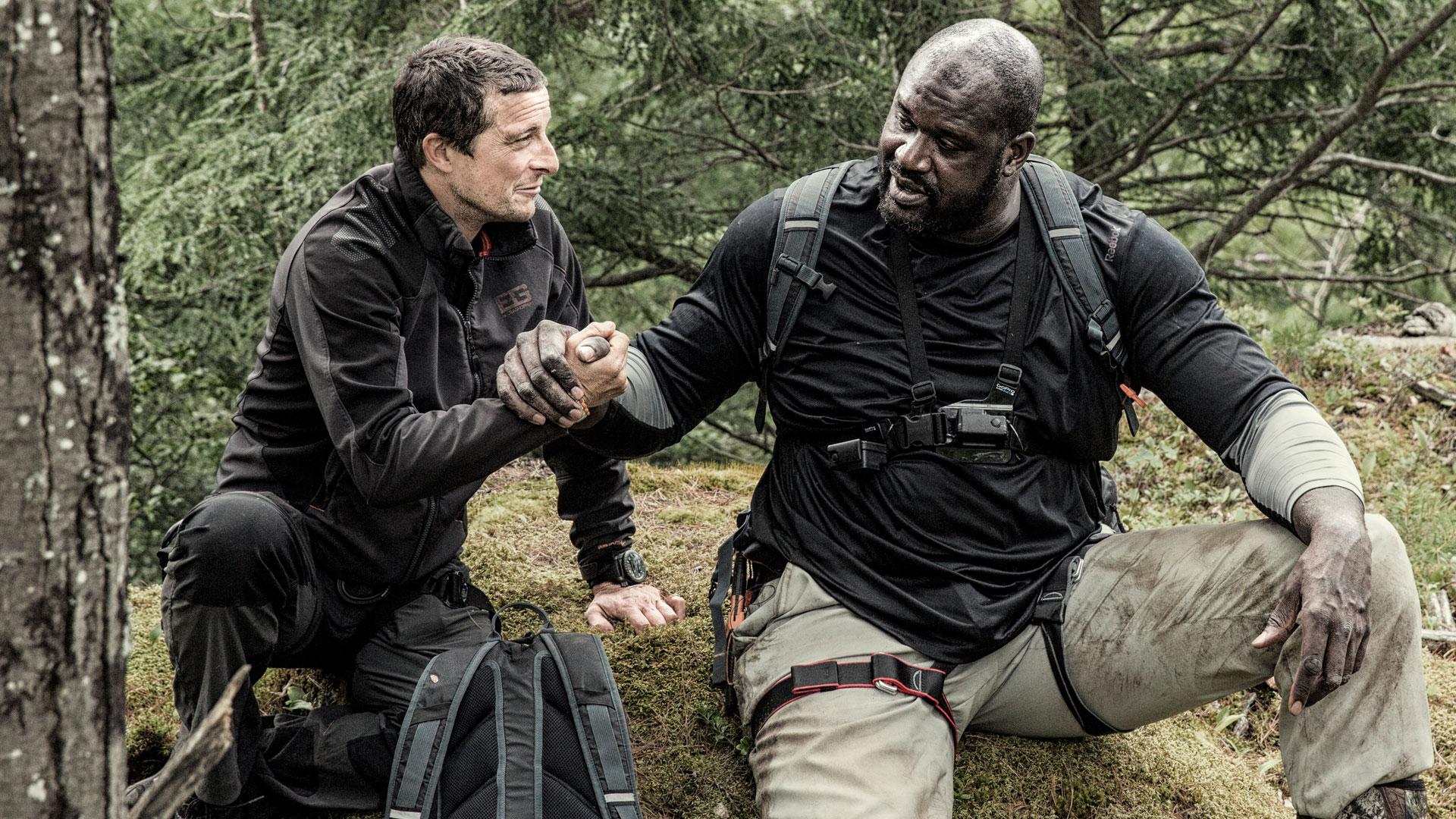 "Watch Running Wild with Bear Grylls ""Shaquille O'Neal"" Episode - NBC.com"