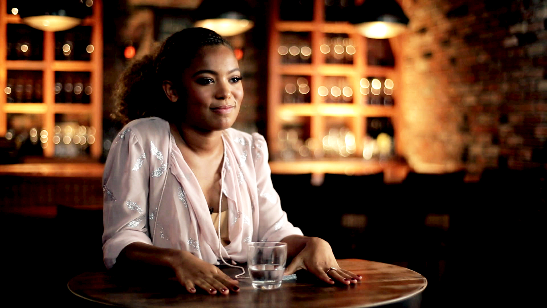 Image result for jaz sinclair carson daly