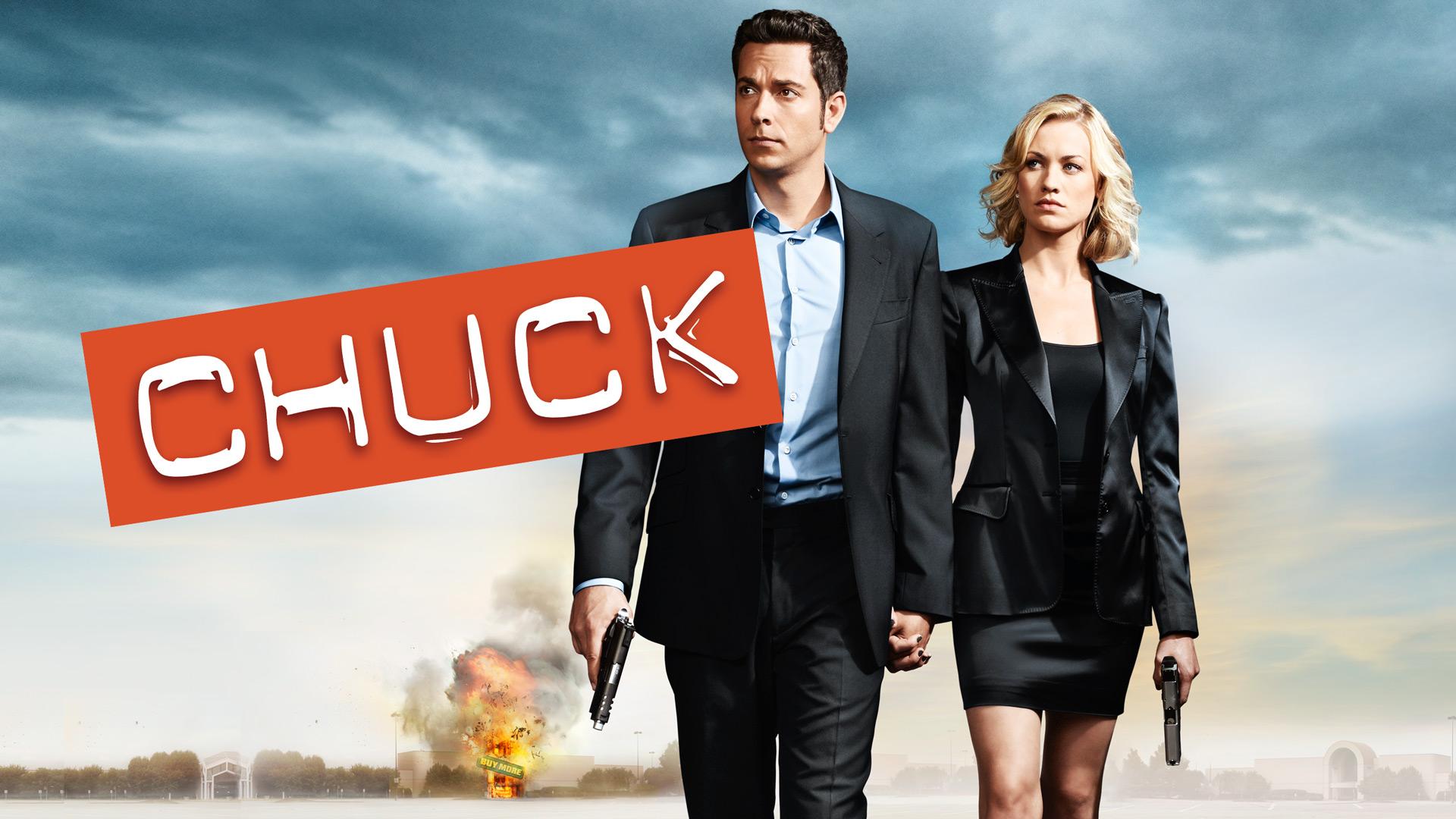 Chuck Cast Nbc Com