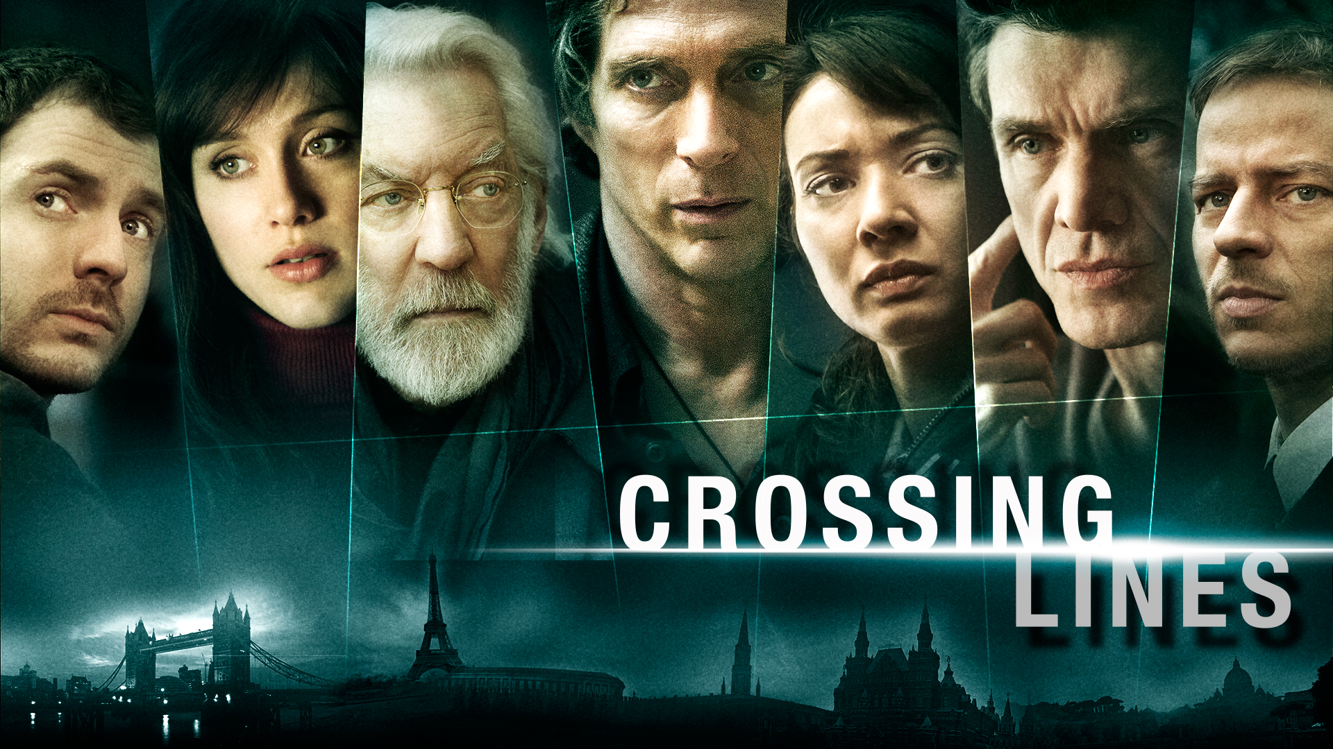 Crossed The Line Quotes: Crossing Lines Cast