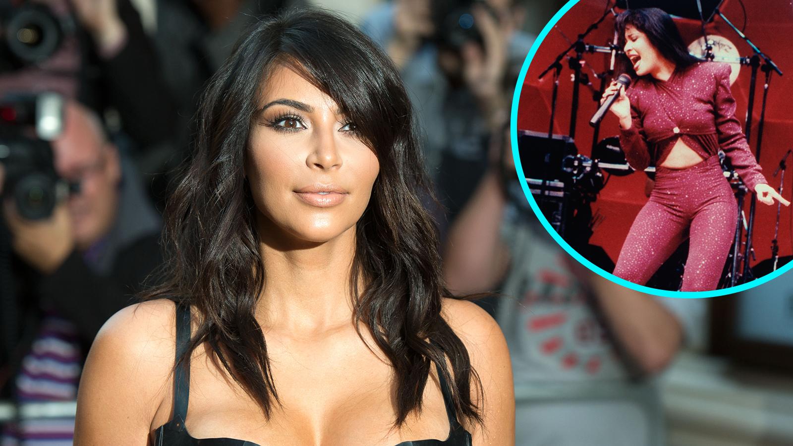 Watch Access Interview: Kim Kardashian Stuns In Selena Quintanilla ...