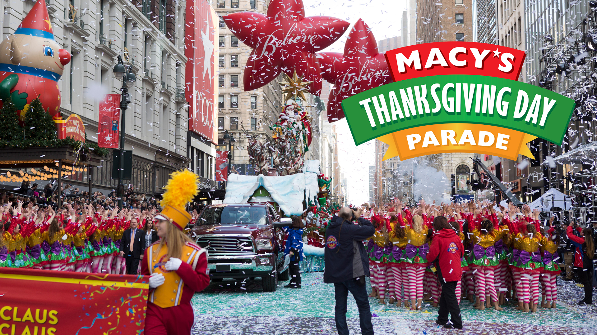 how to watch the thanksgiving day parade live online