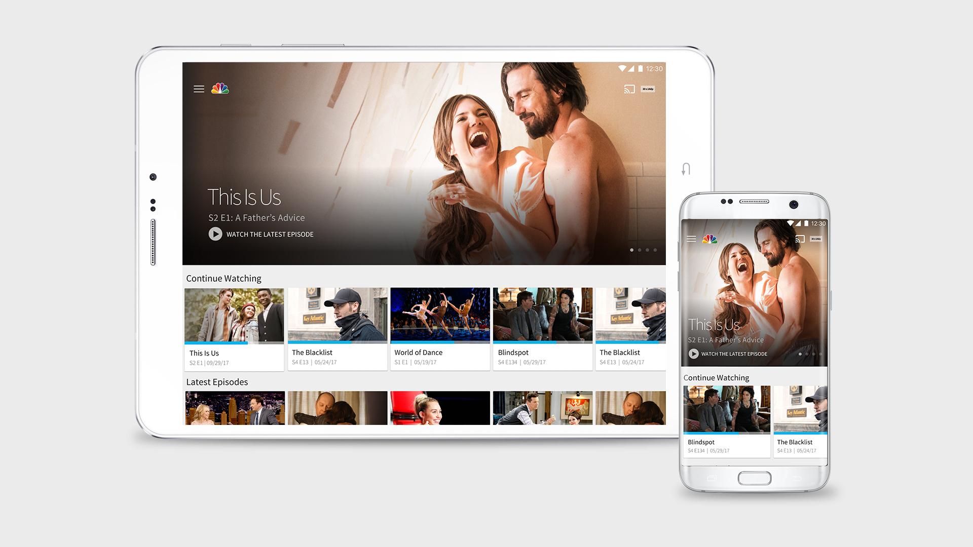 activate nbc app on samsung tv