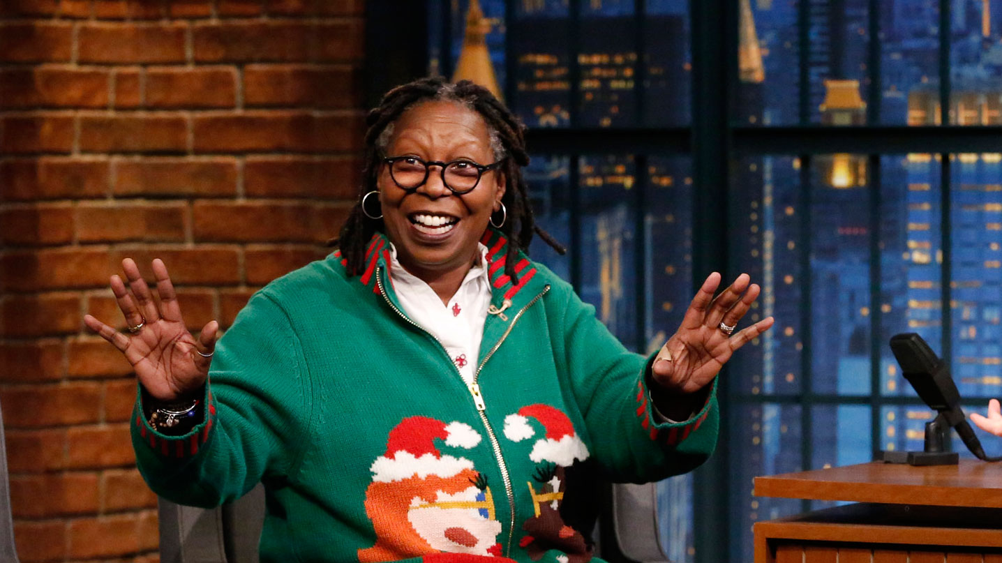 Watch Late Night with Seth Meyers Interview: Whoopi Goldberg Shares ...