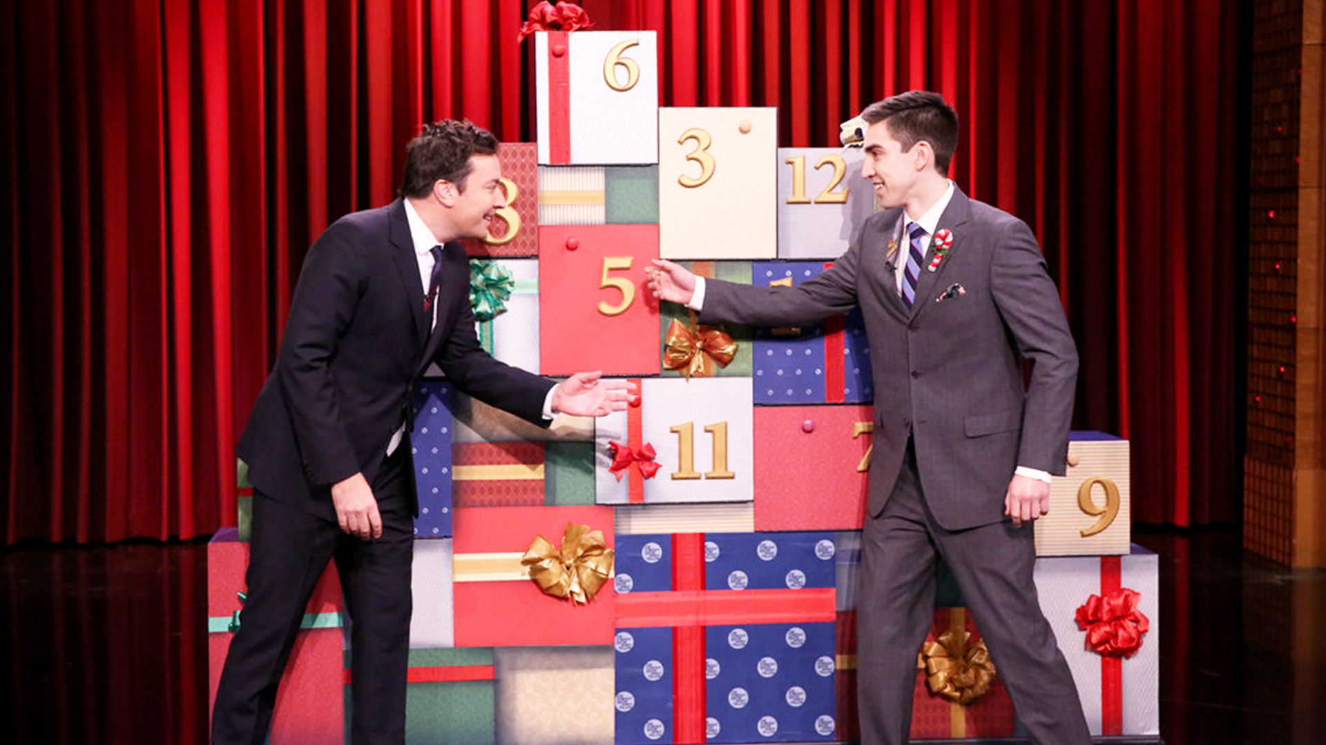 Watch The Tonight Show Starring Jimmy Fallon Highlight: 12 Days of ...