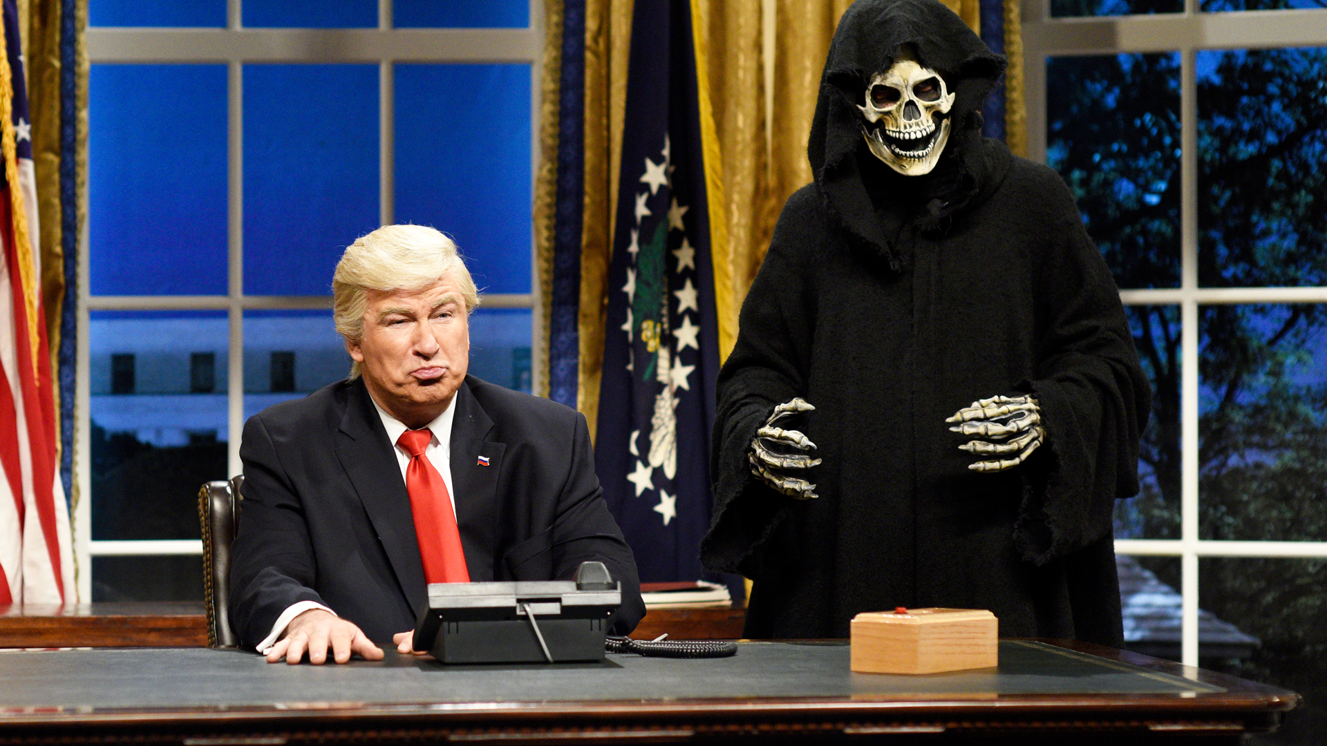 Watch Oval Office Open From Saturday Night Live - NBC.com