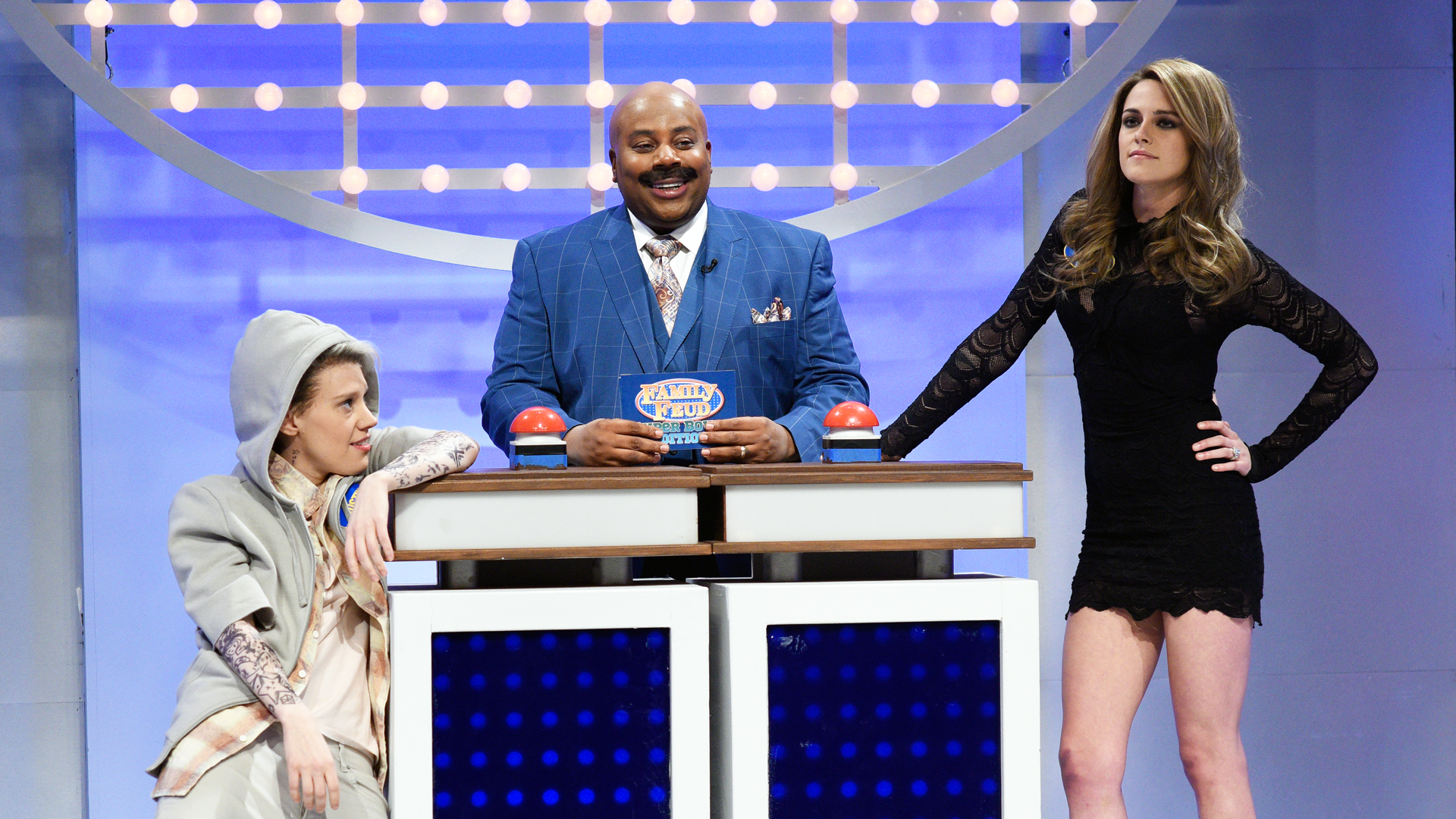 Watch Celebrity Family Feud: Super Bowl Edition From ...