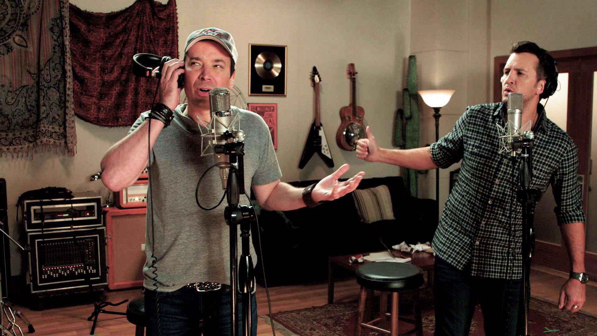 Watch The Tonight Show Starring Jimmy Fallon Highlight: Luke Bryan ...