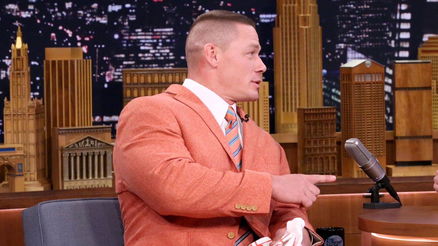 Watch The Tonight Show Starring Jimmy Fallon Interview: John Cena ...