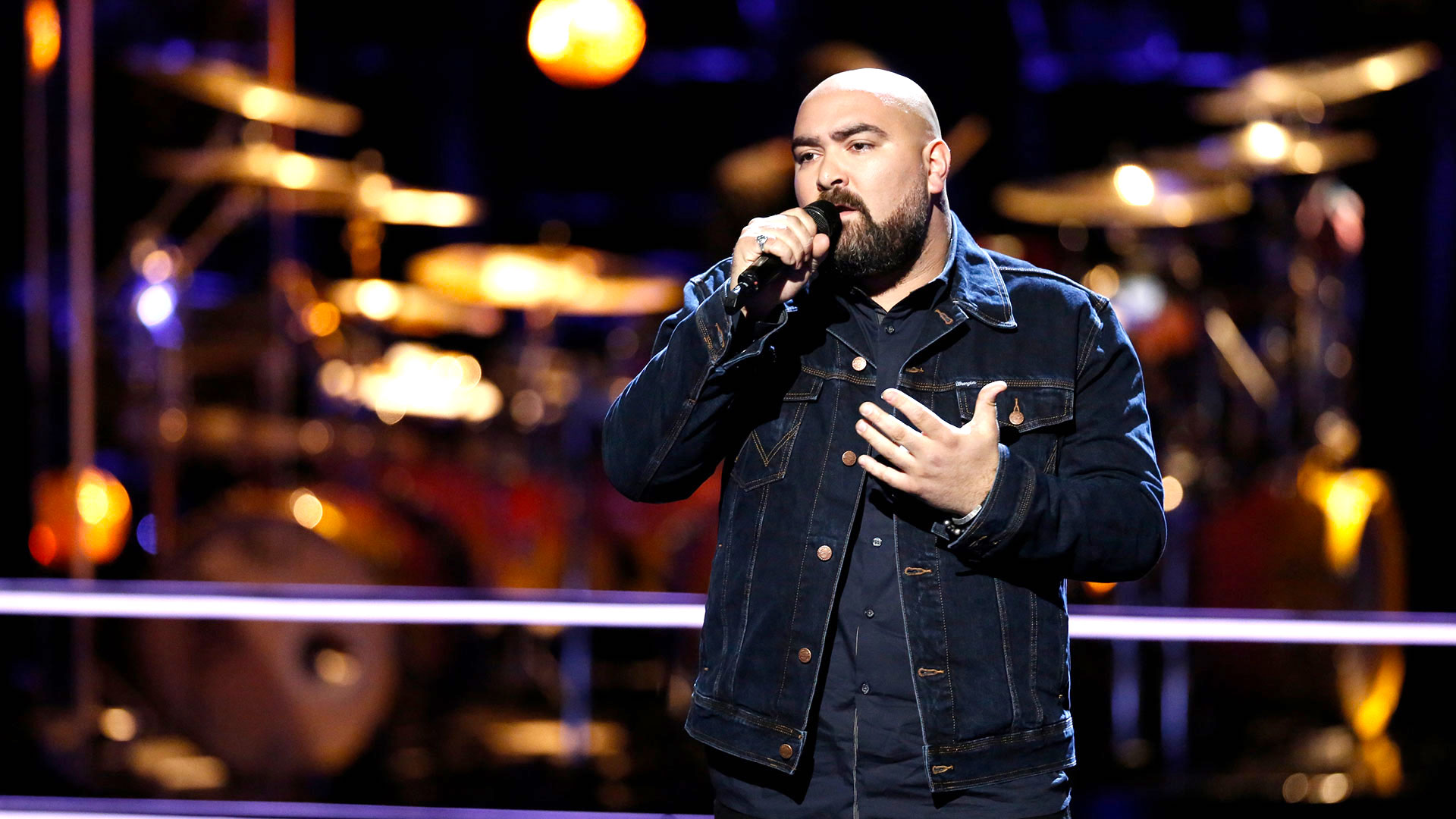 Watch the voice highlight troy ramey chandelier nbc arubaitofo Image collections