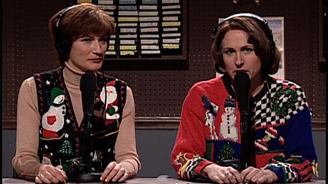 watch saturday night live highlight nprs delicious dish schweddy balls nbccom - Saturday Night Live Christmas Song