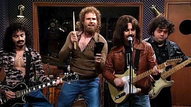 watch more cowbell from saturday night live nbccom
