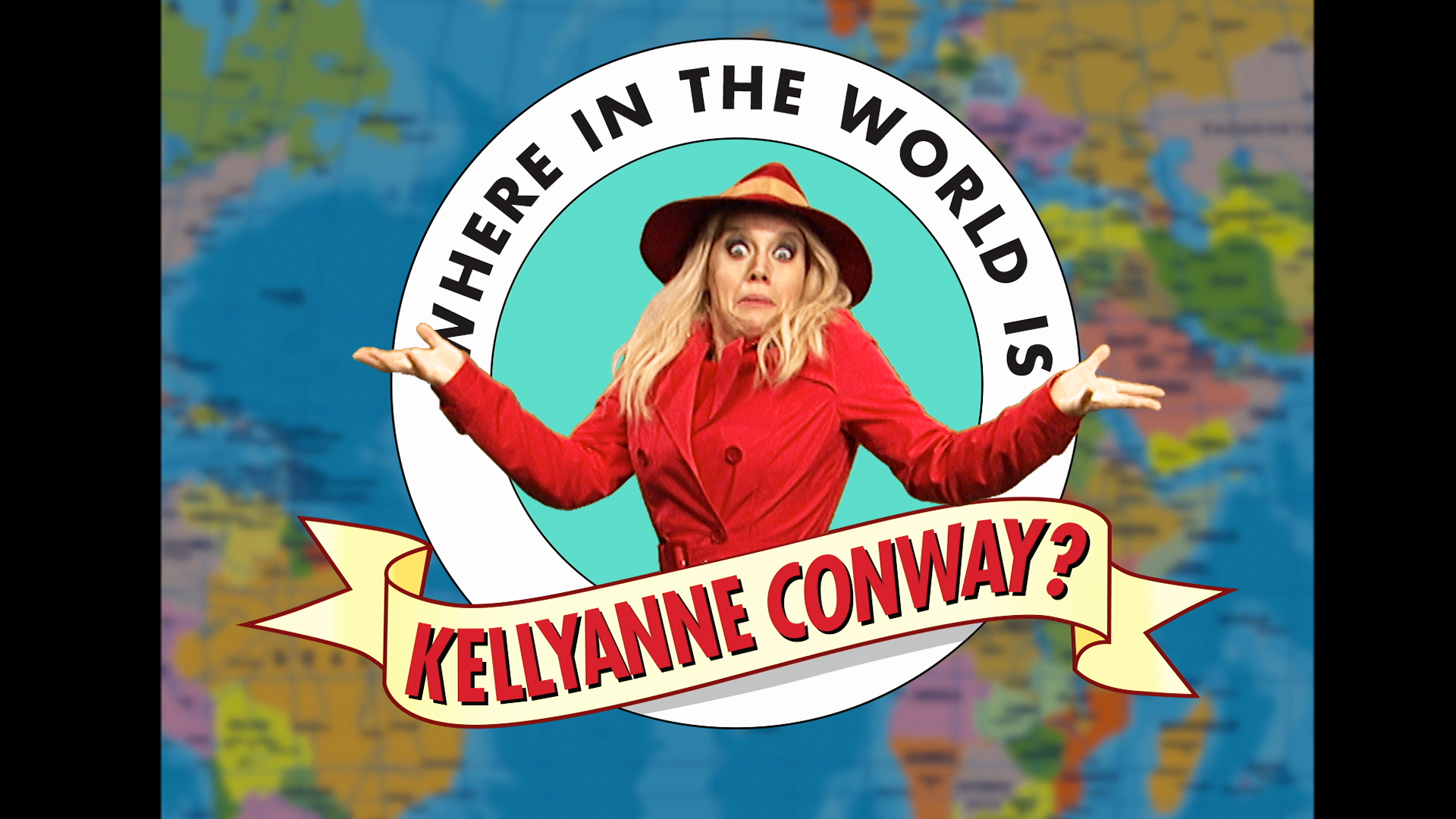 Watch Where in the World is Kellyanne Conway From Saturday ...