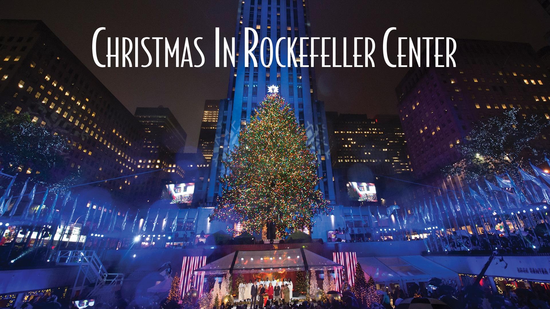 Christmas in Rockefeller Center - NBC.com