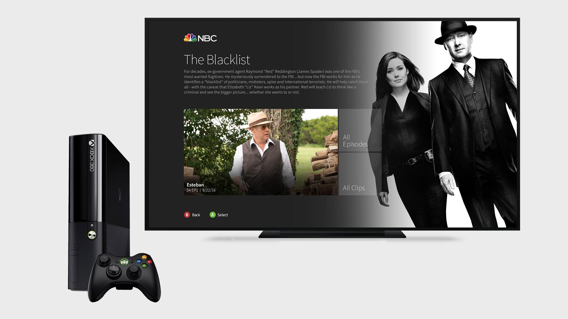 Xbox 360 App