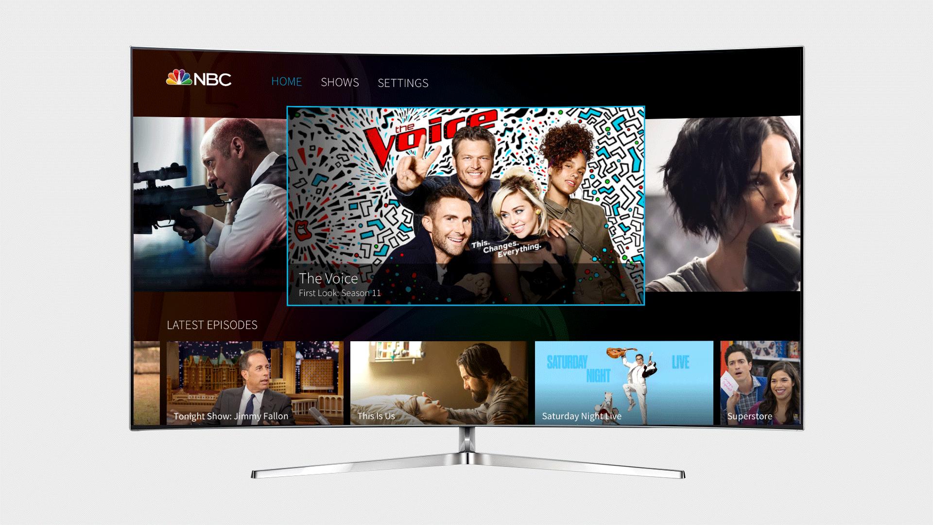 Samsung Smart TV App