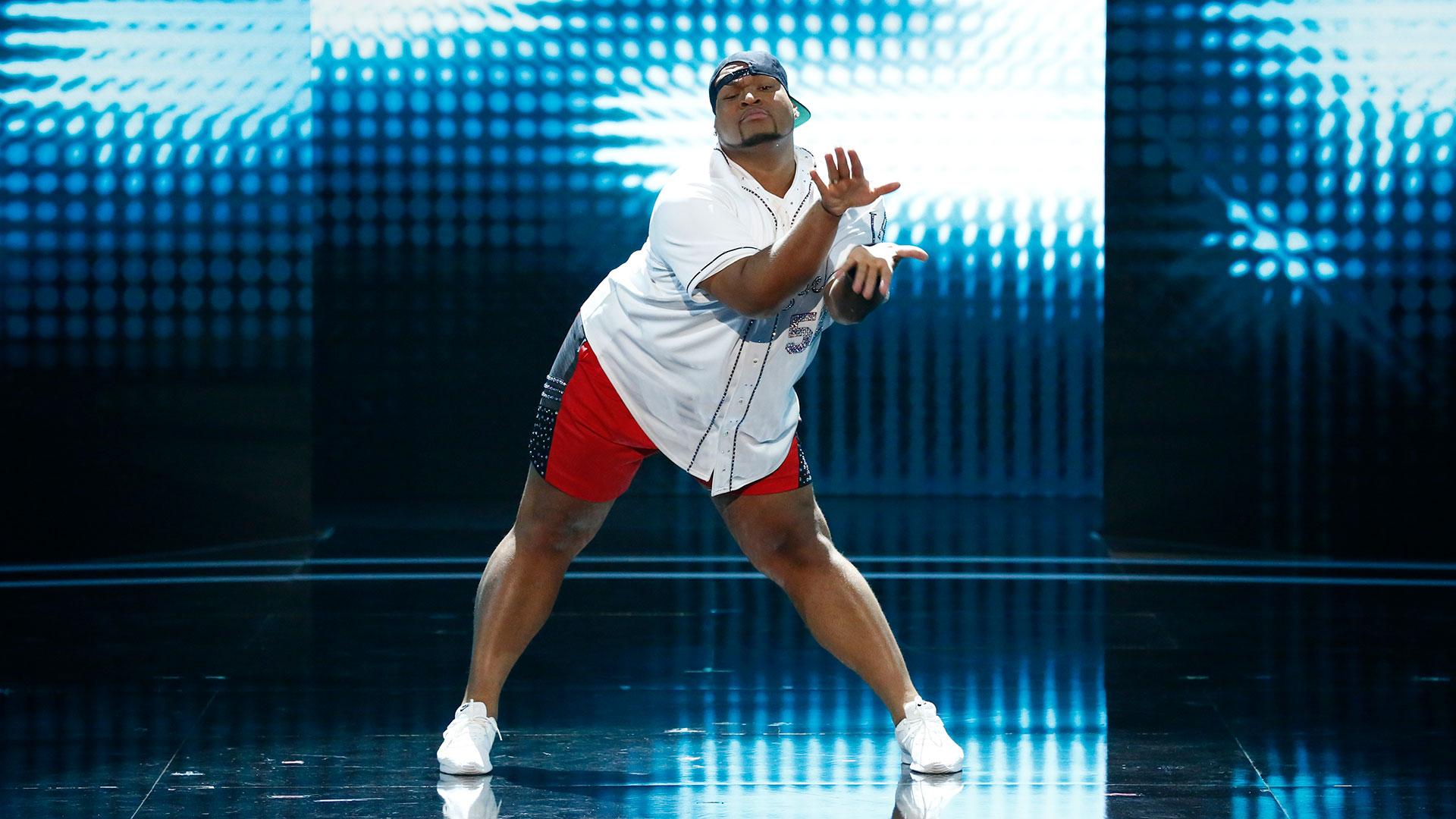 Americas got talent 2017 oscar - Watch America S Got Talent Oscar Hernandez Judge Cuts 3 Highlight Nbc Com