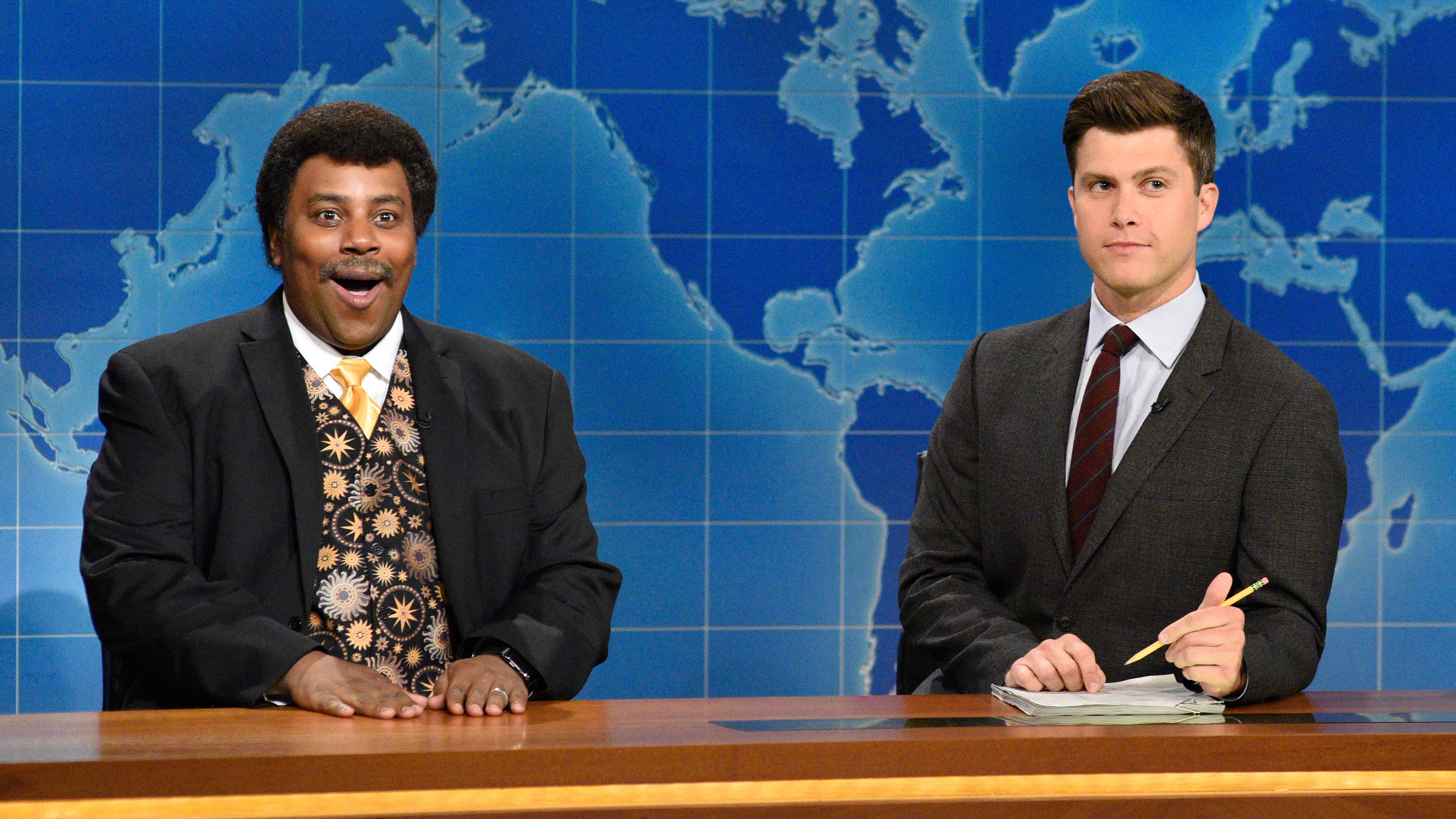 Watch Weekend Update: Neil deGrasse Tyson on the Solar ...