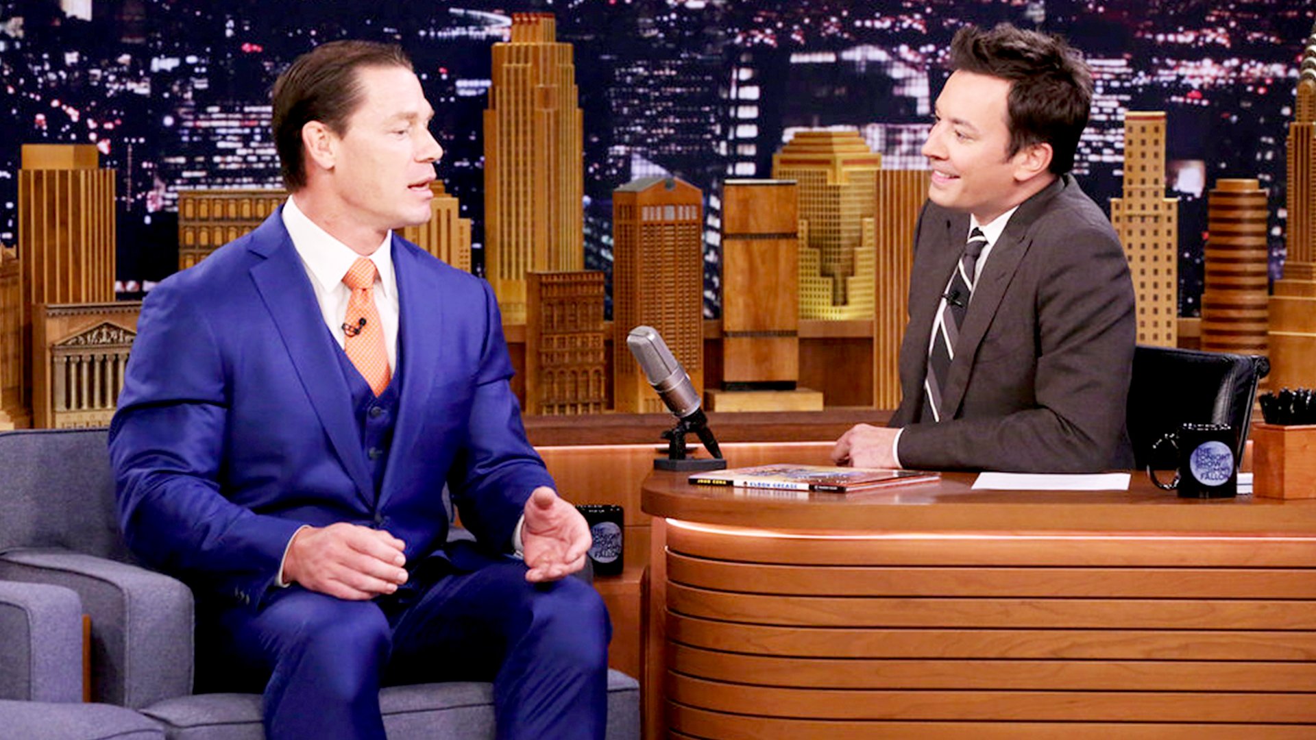Watch The Tonight Show Starring Jimmy Fallon Episode: John Cena ...