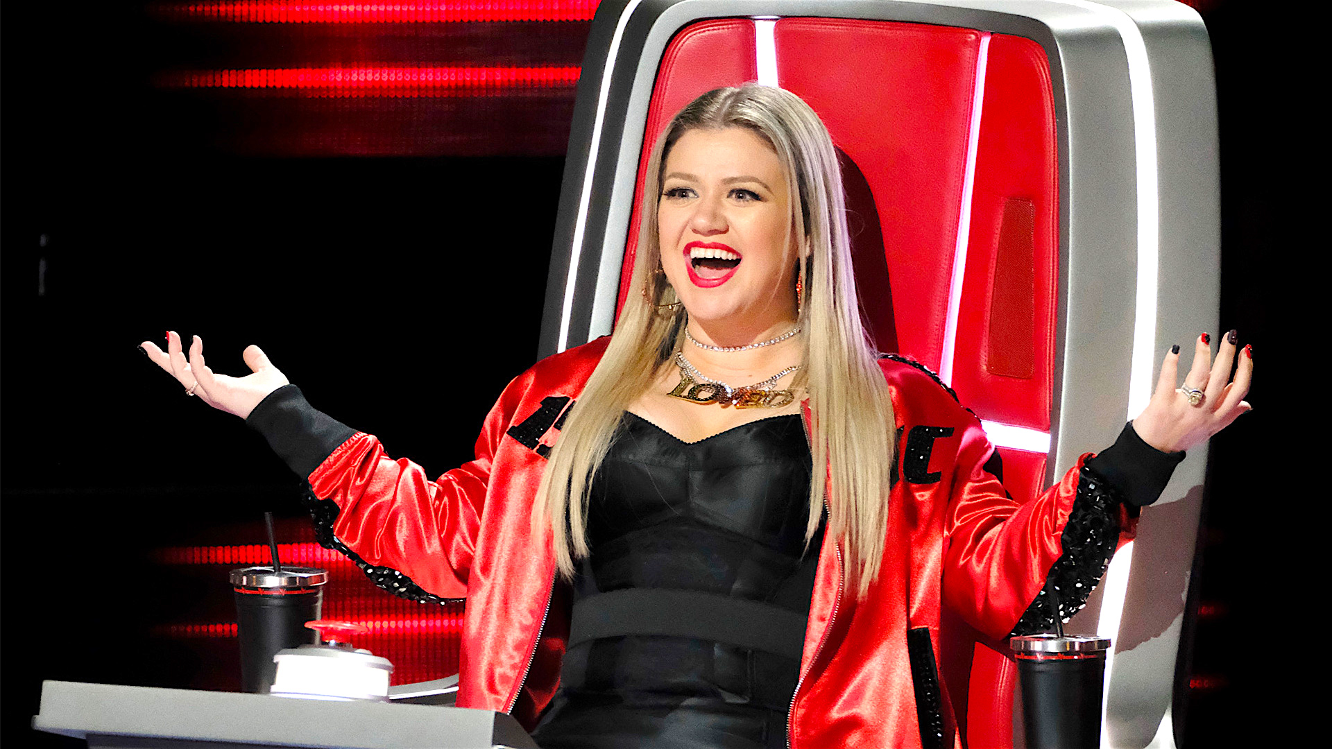 Watch The Voice Web Exclusive: Outtakes: Who Is Kelly Clarkson ...