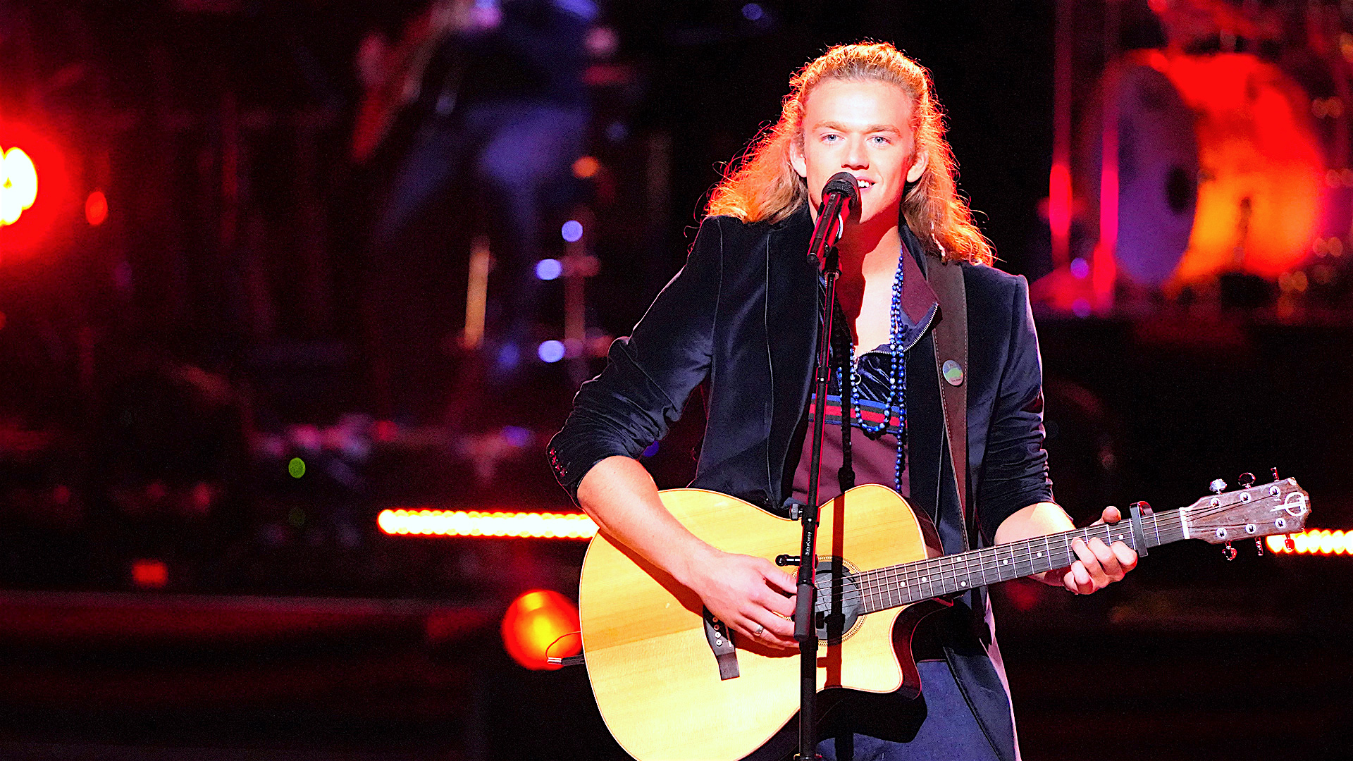 Watch The Voice Highlight: Tyke James: Johnny Cash\'s \