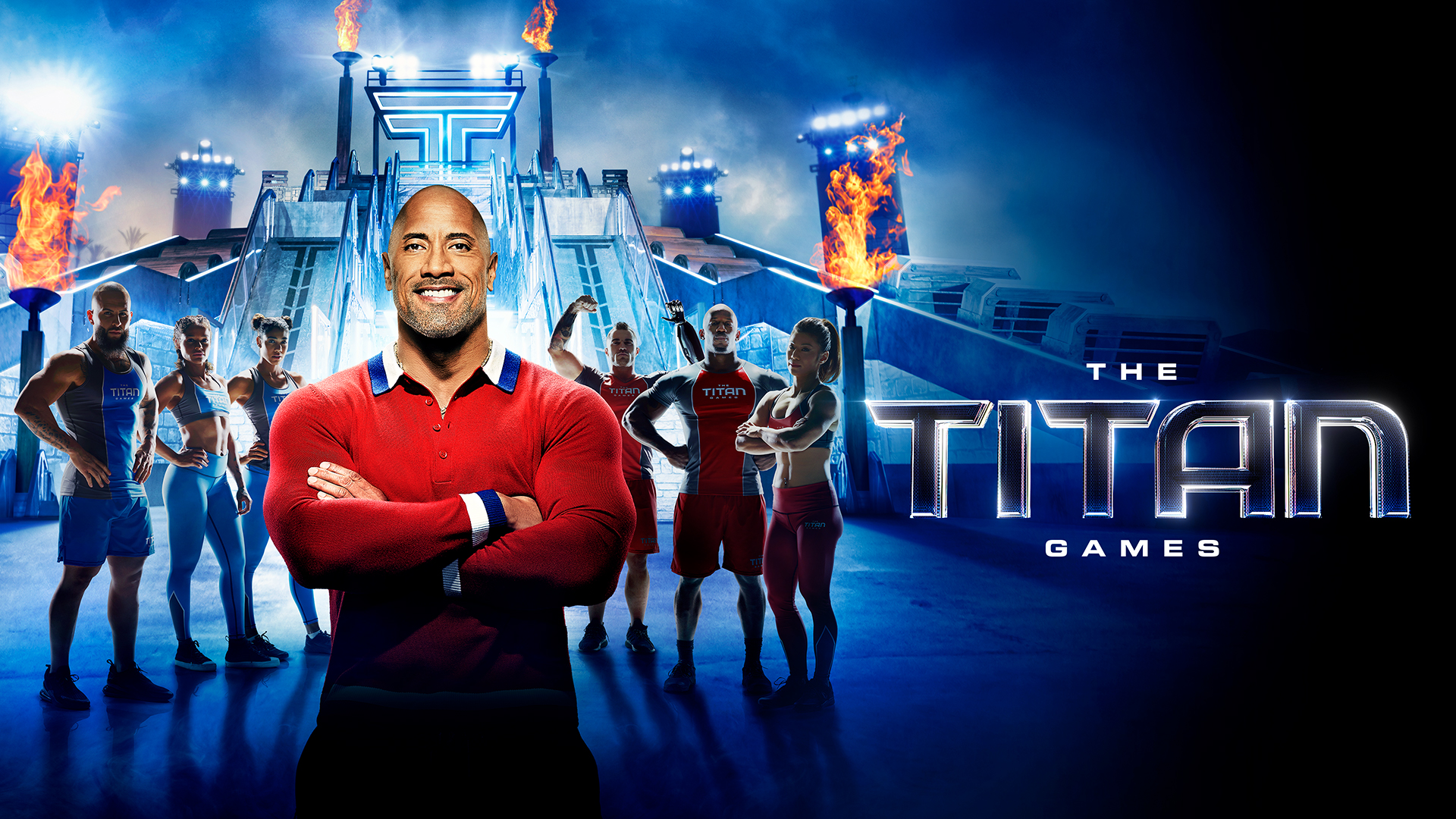 Watch The Titan Games Episodes - NBC com