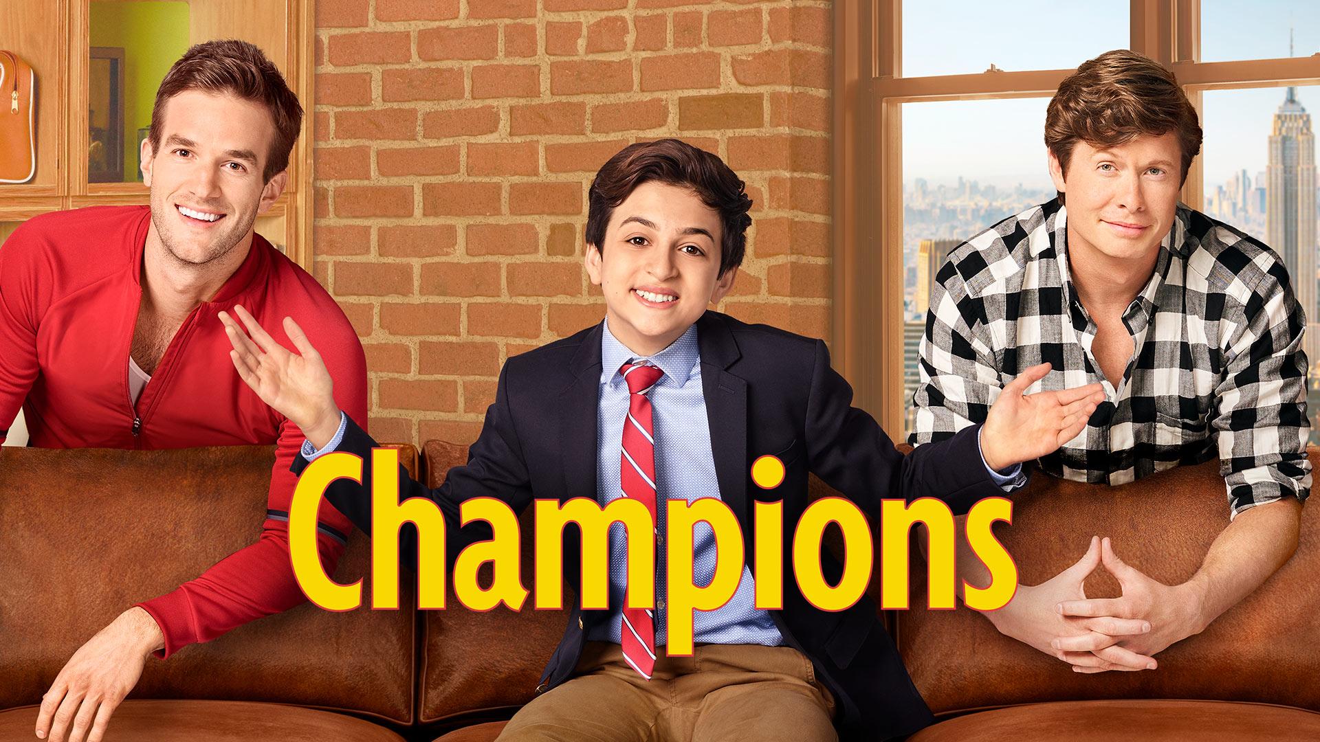 Champions Cast Nbc Com