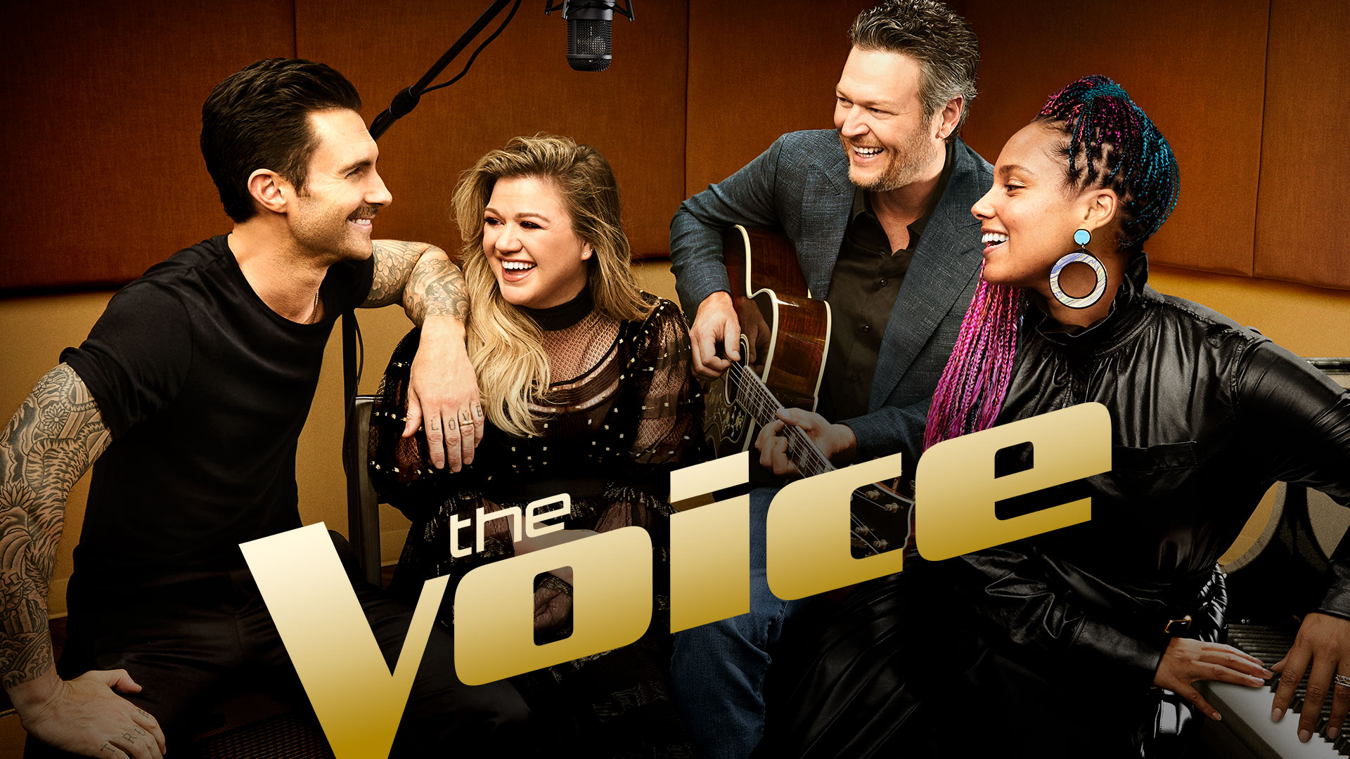 the voice - photo #15