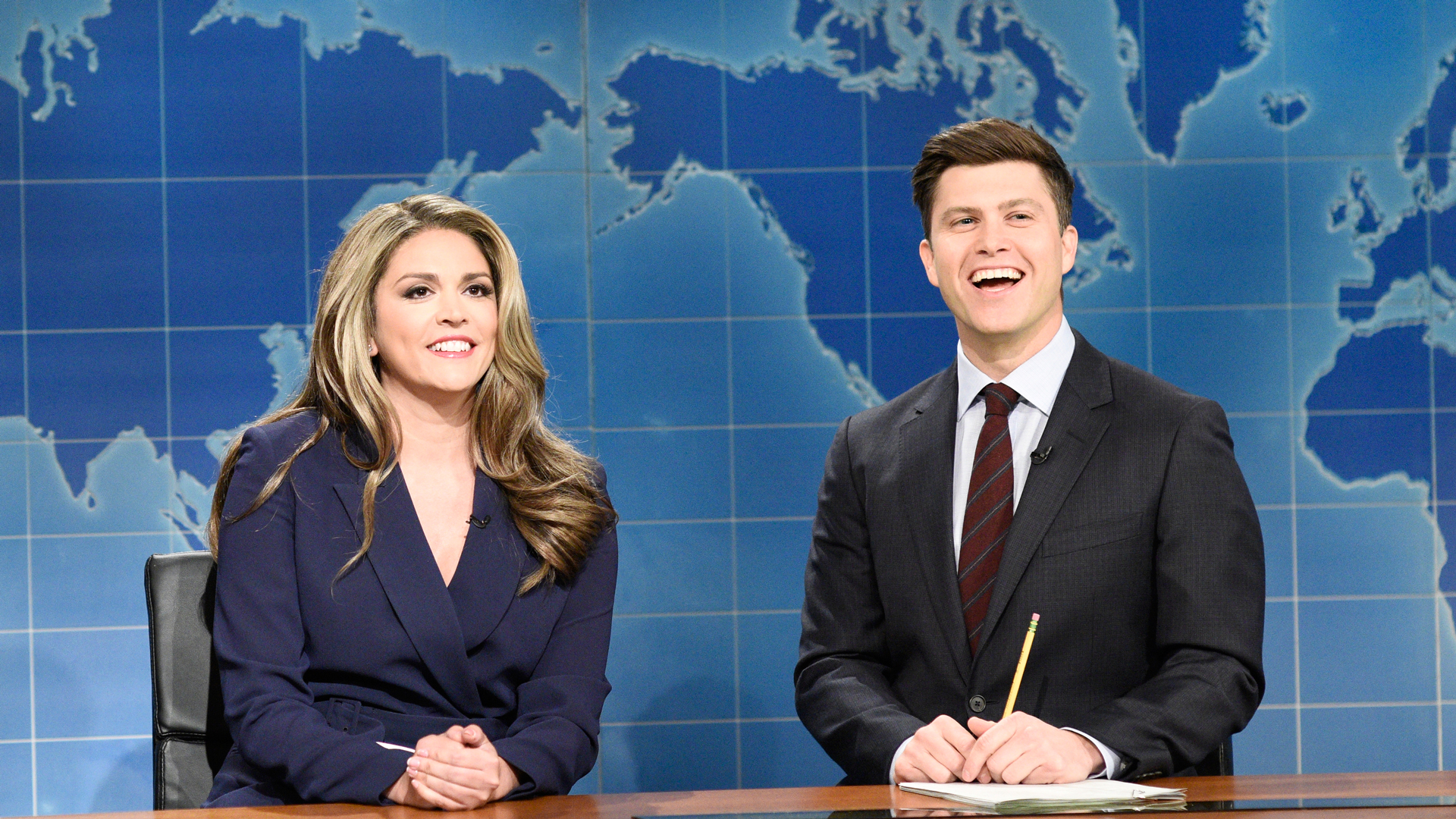Watch Weekend Update: Hope Hicks From Saturday Night Live ...