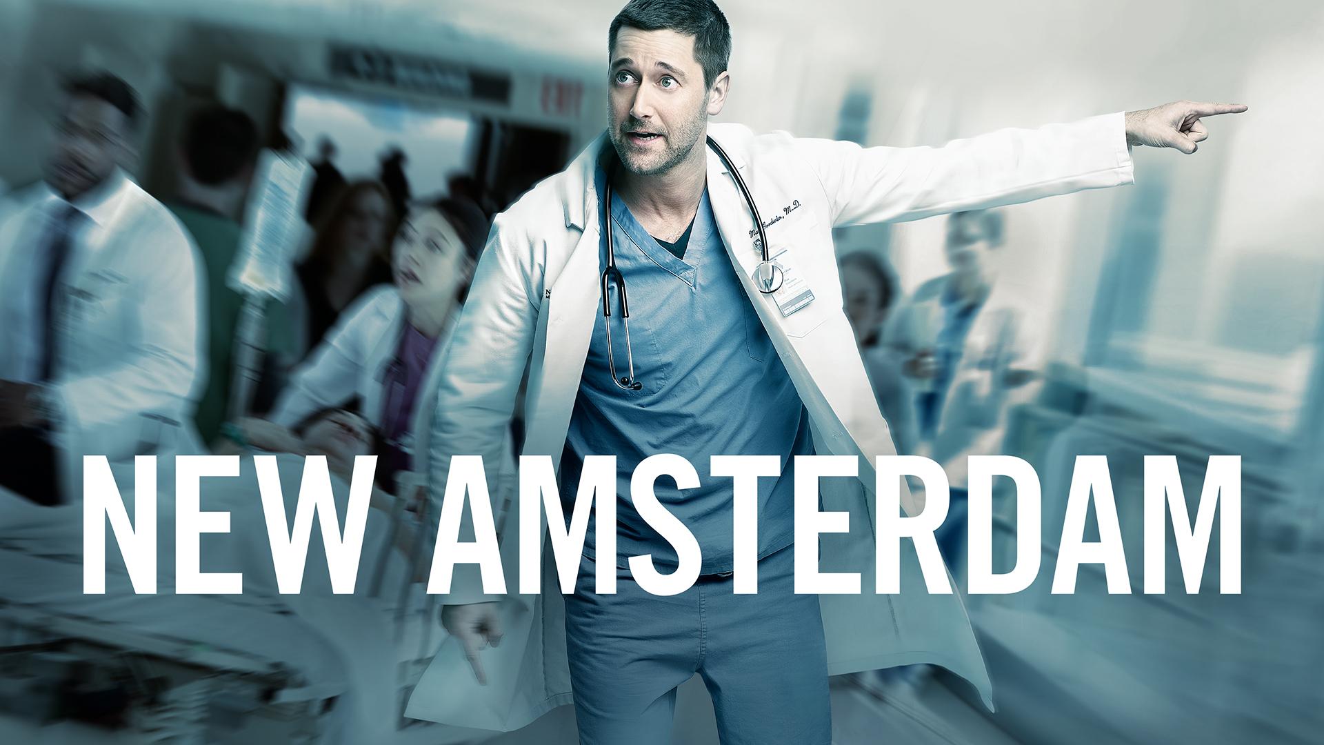 Watch New Amsterdam Episodes - NBC.com